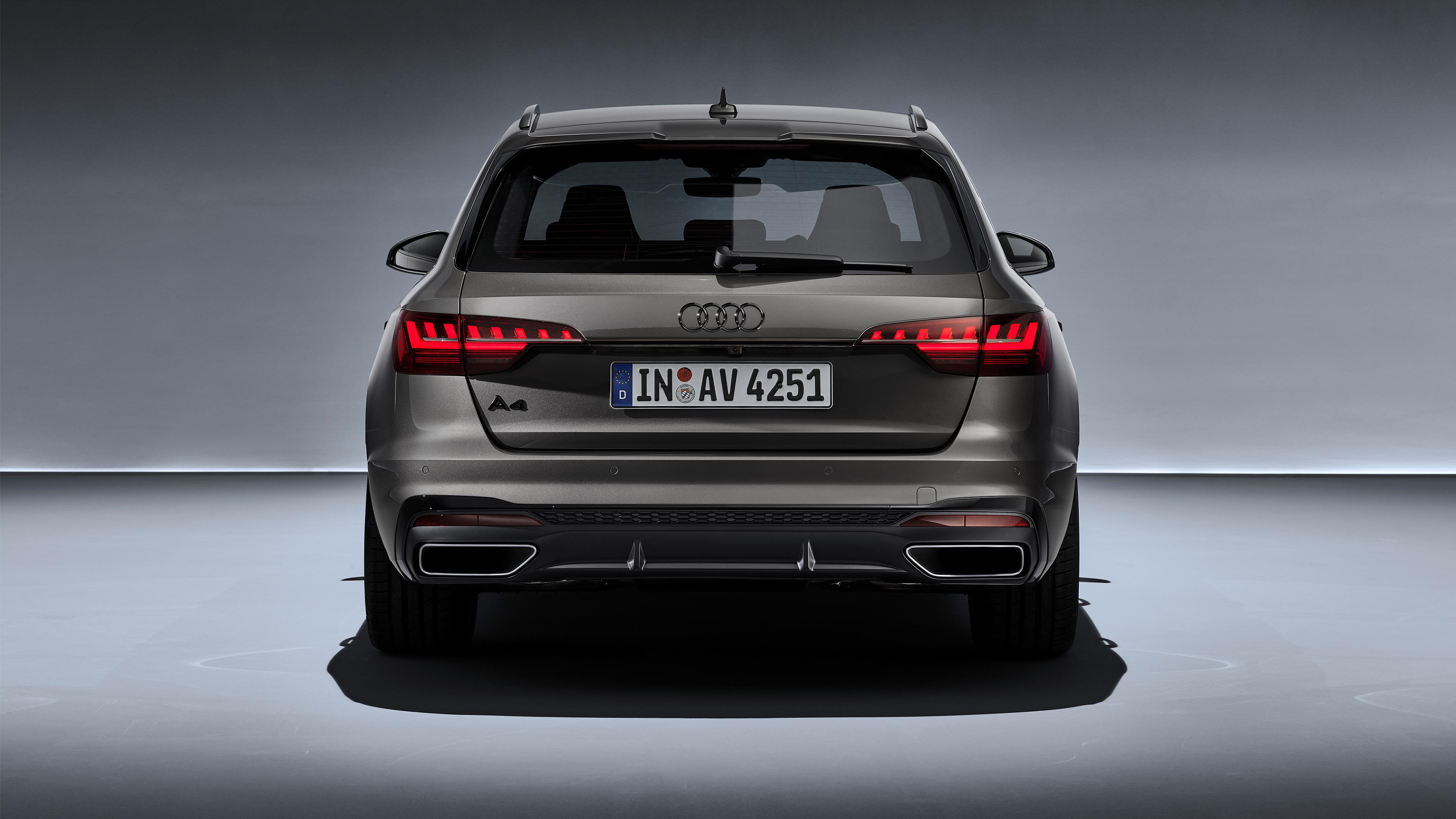 Audi A4 Avant S Line Quattro 2019 4k 2 Wallpaper Hd Car Wallpapers Id 12547