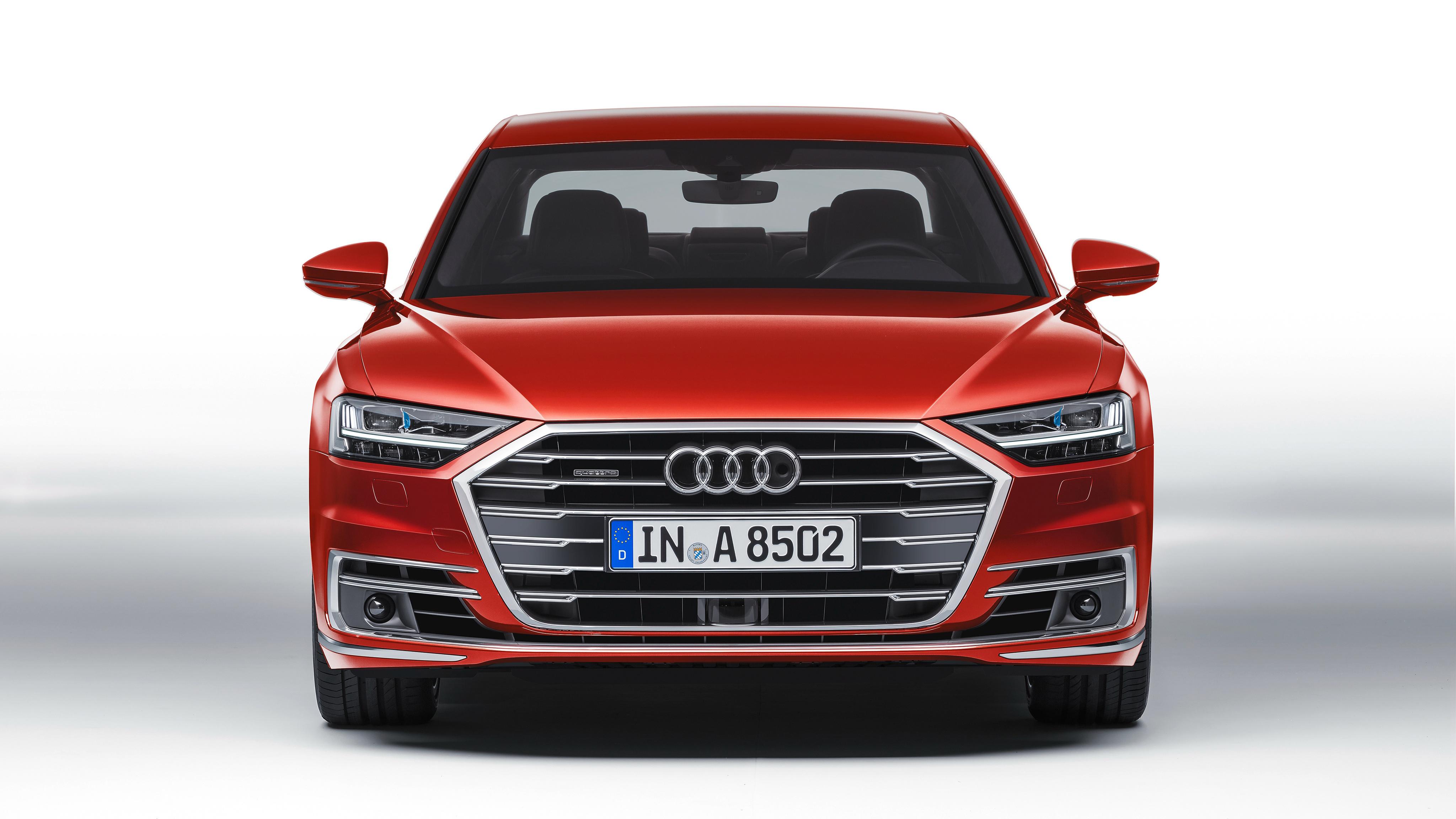 Audi A8 TDI quattro 2017 4K Wallpaper | HD Car Wallpapers | ID #7944
