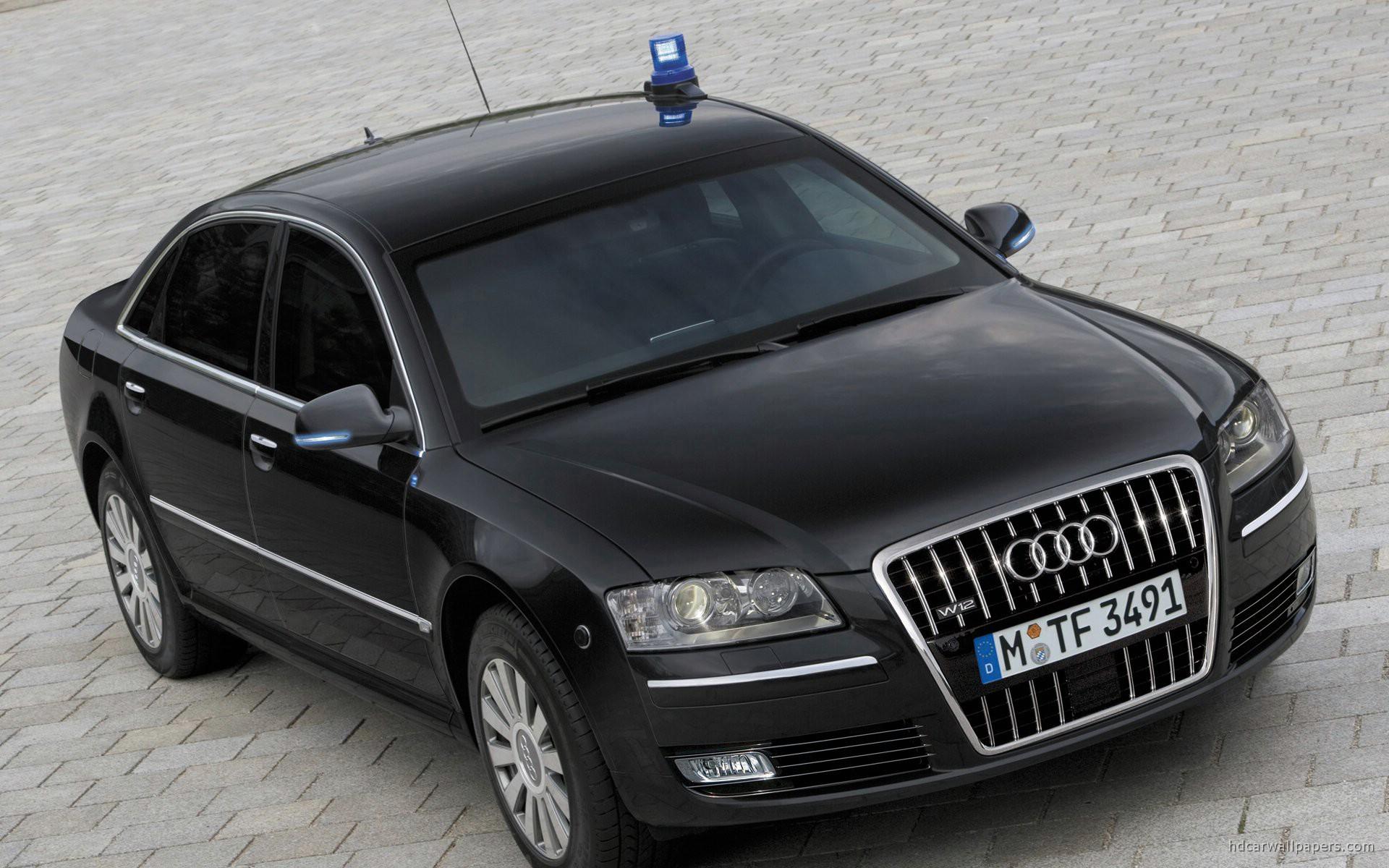 Audi A8 W12 Security Wallpaper | HD Car Wallpapers | ID #142
