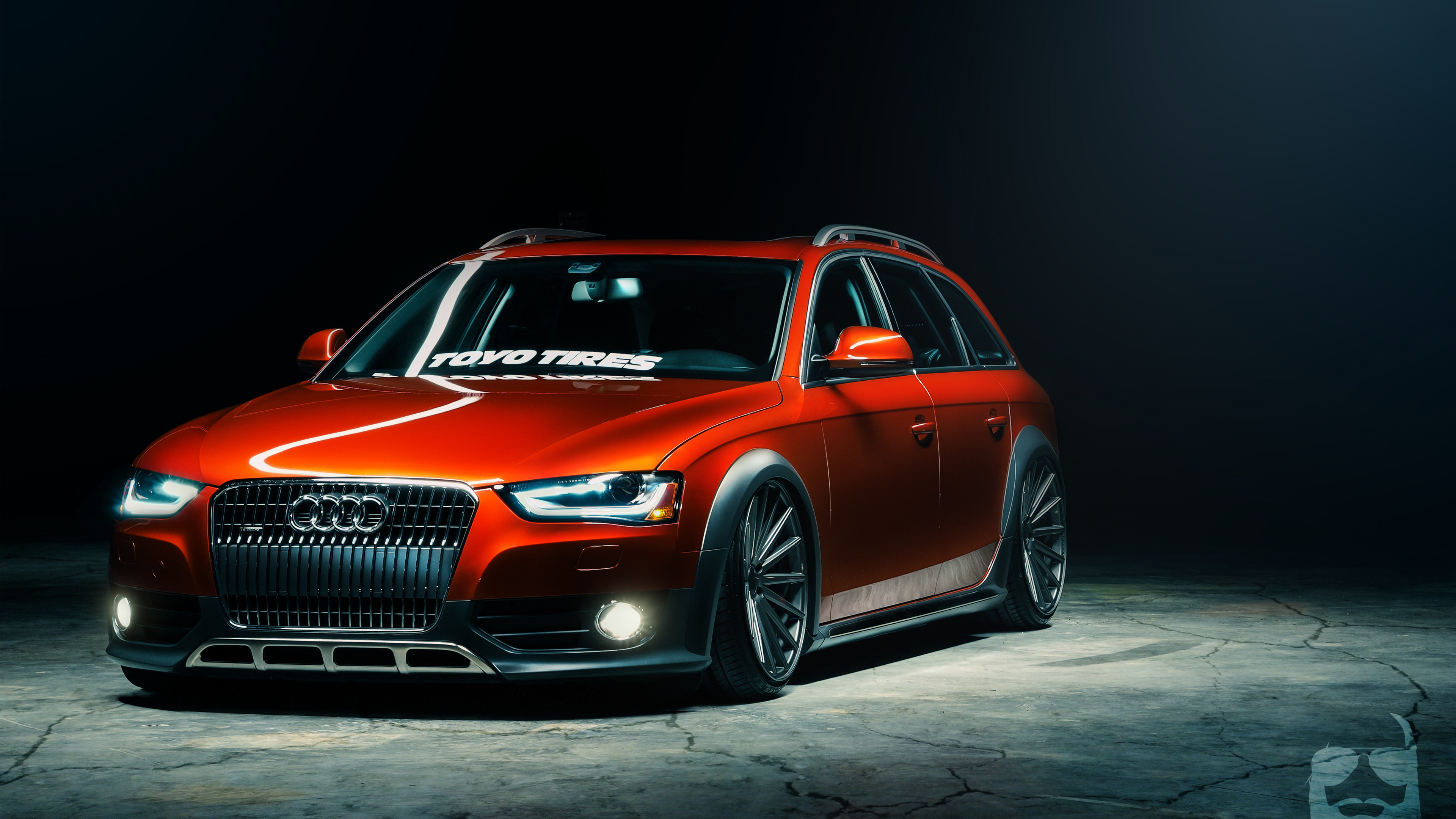 Superior Tags: Audi Allroad