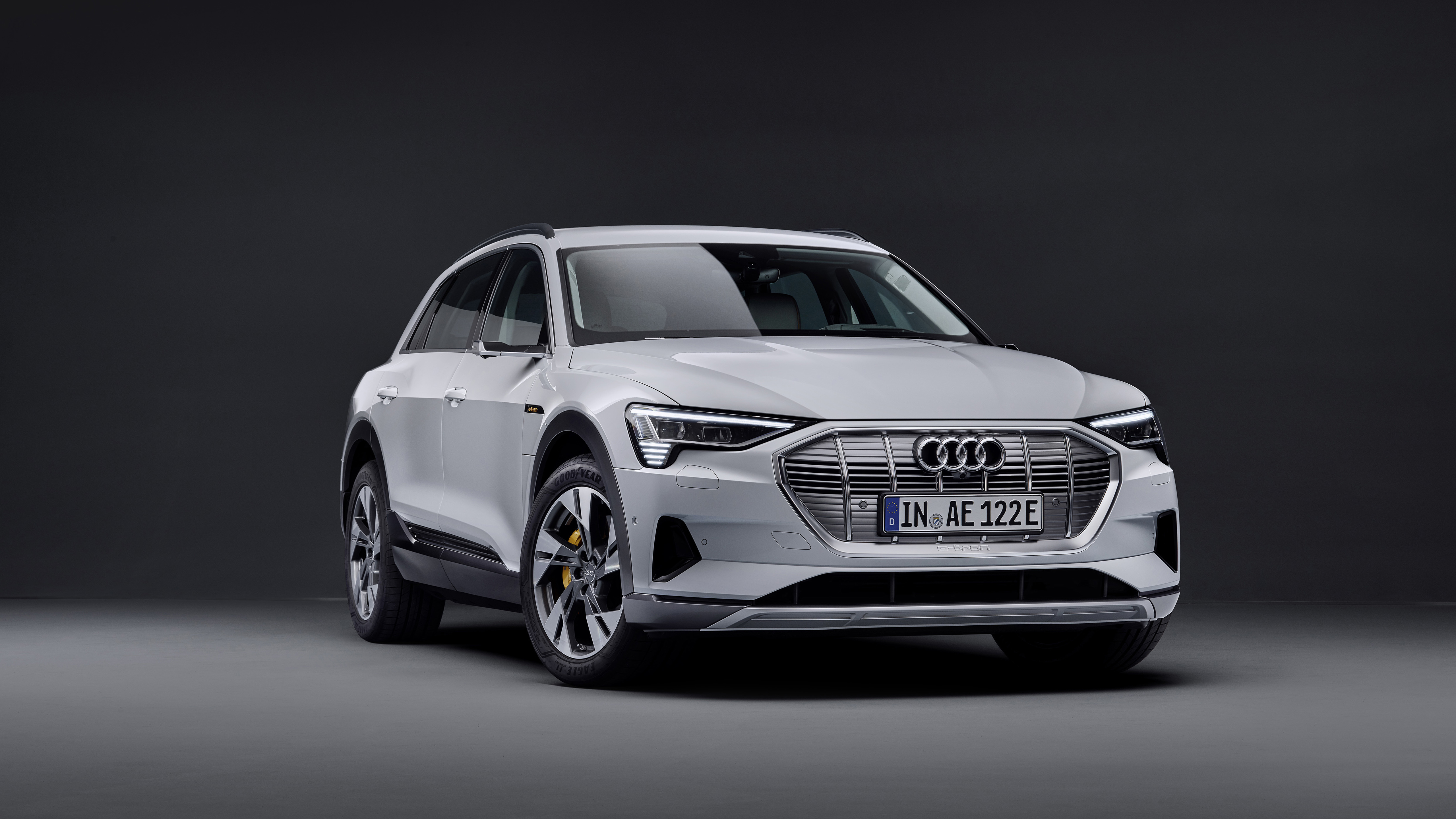 Audi E Tron 50 Quattro 2019 4k 4 Wallpaper Hd Car Wallpapers Id 12953