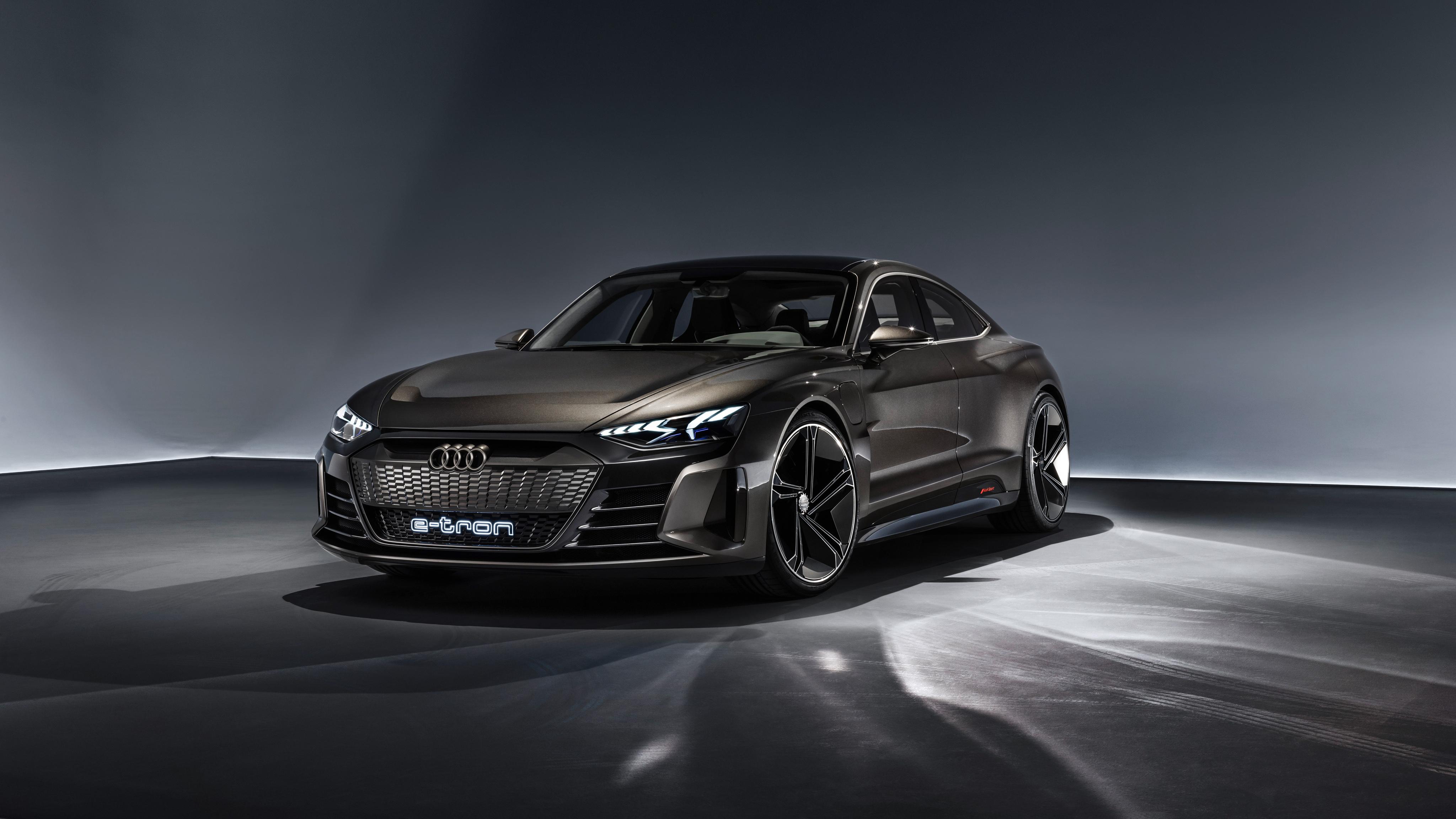 Audi E Tron Gt Concept 2019 4k 5 Wallpaper Hd Car Wallpapers Id 11598