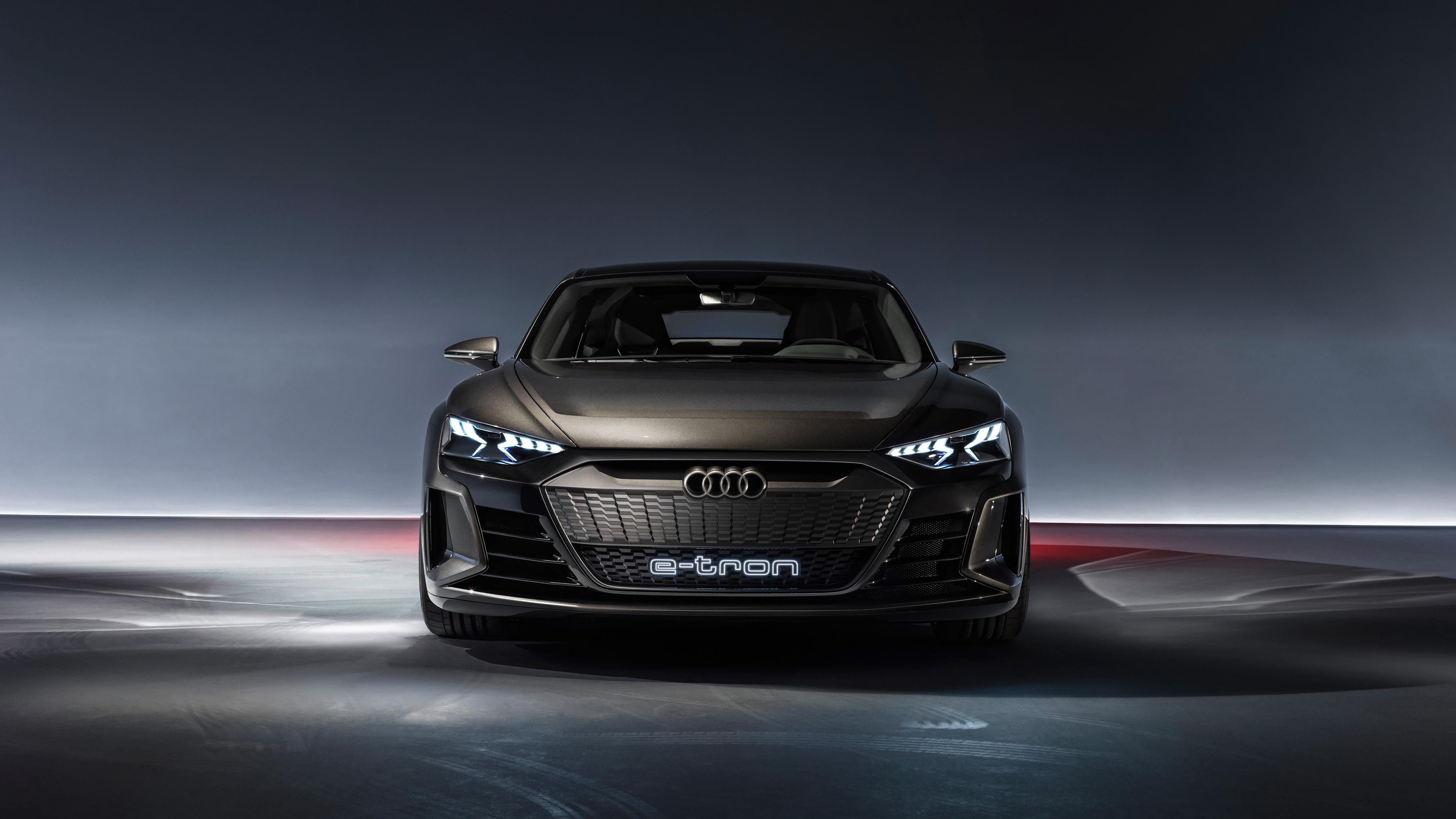 Audi E Tron Gt Concept 2019 4k 6 Wallpaper Hd Car Wallpapers Id 11599