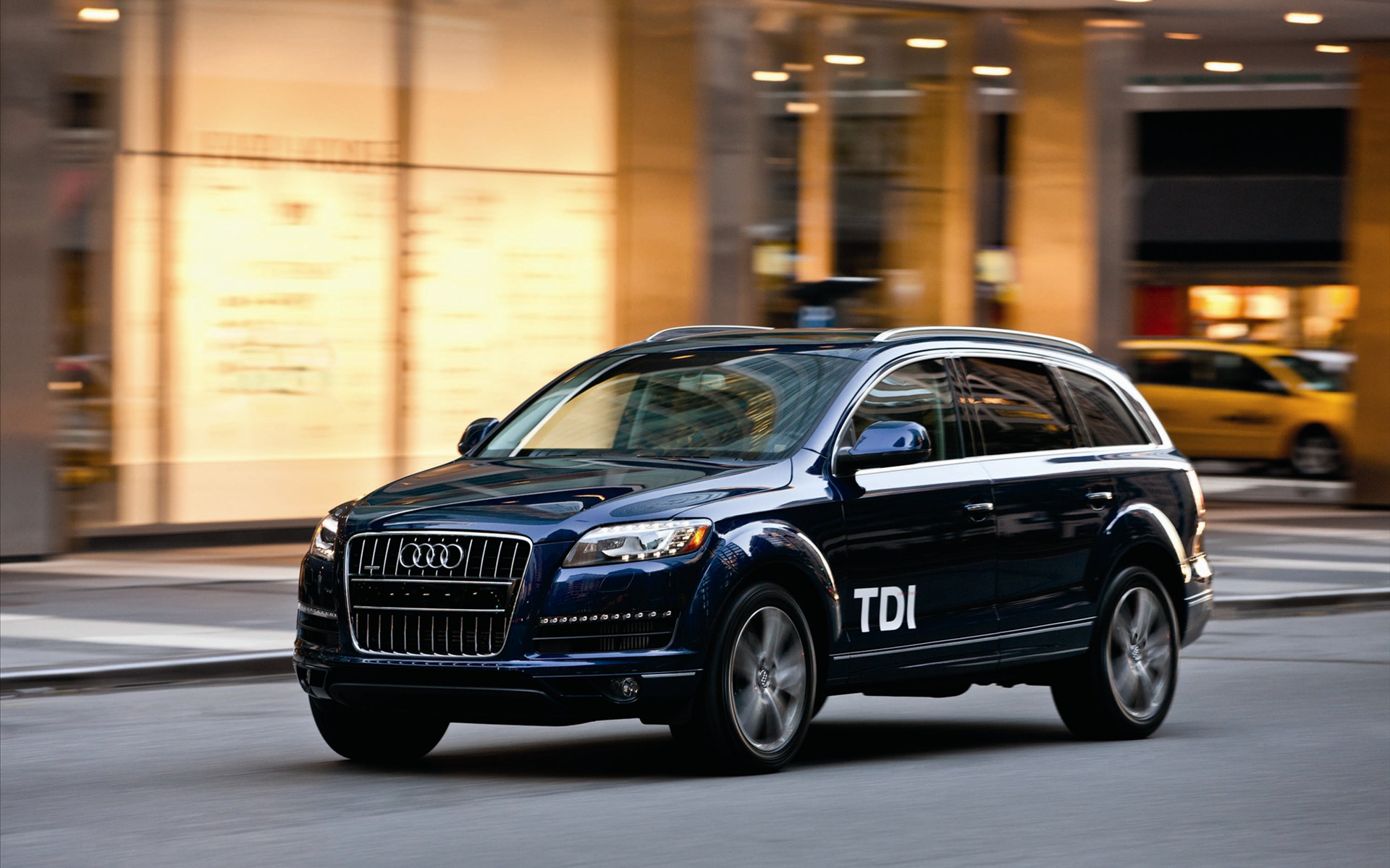 Audi Q7 Tdi 2012 Wallpaper Hd Car Wallpapers Id 2373