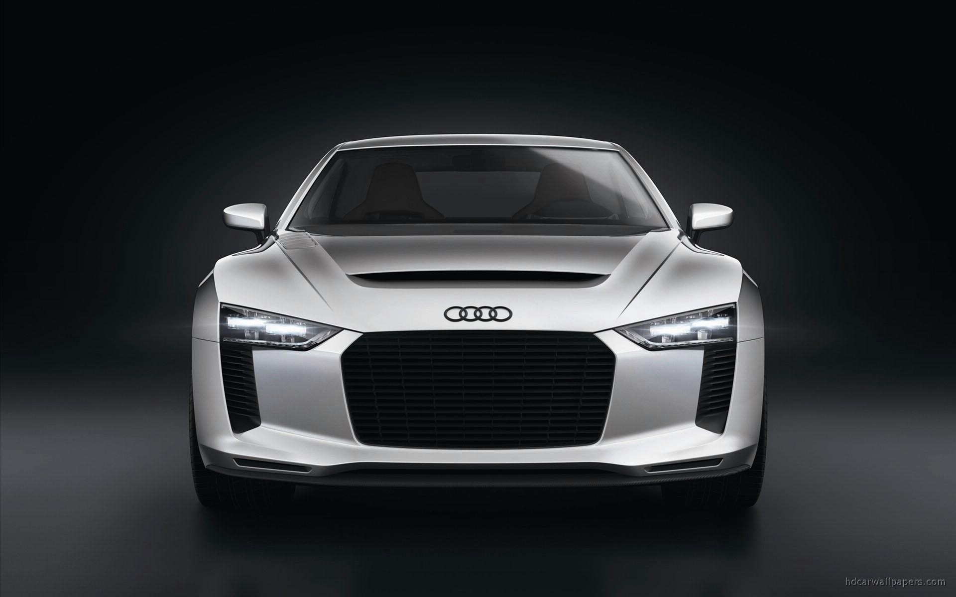 Audi Quattro Concept 2010 Wallpaper   HD Car Wallpapers