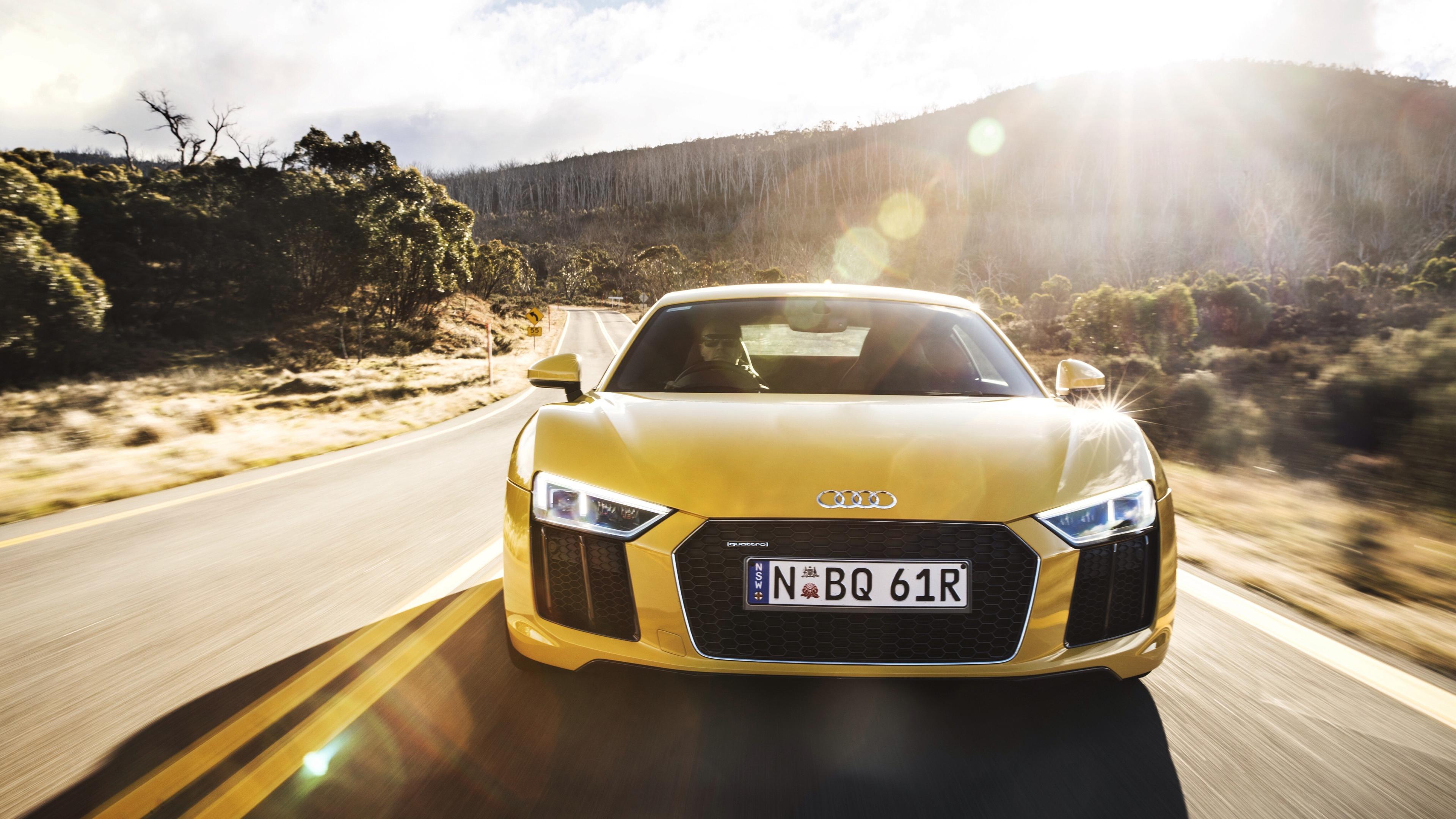 Audi R8 2016 Wallpaper Hd Car Wallpapers Id 6810