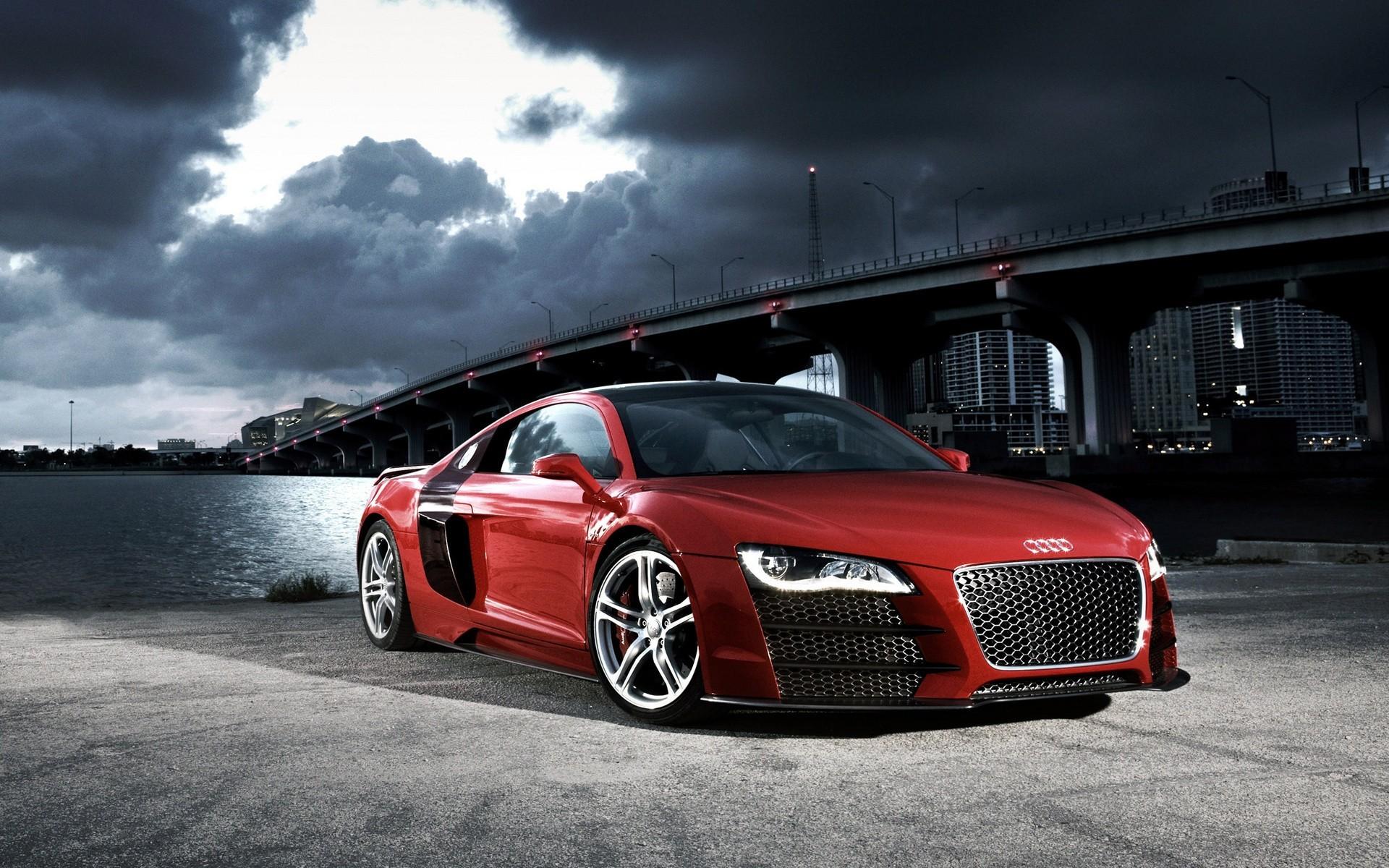 Audi R8 Tuned Wallpaper | HD Car Wallpapers | ID #2354