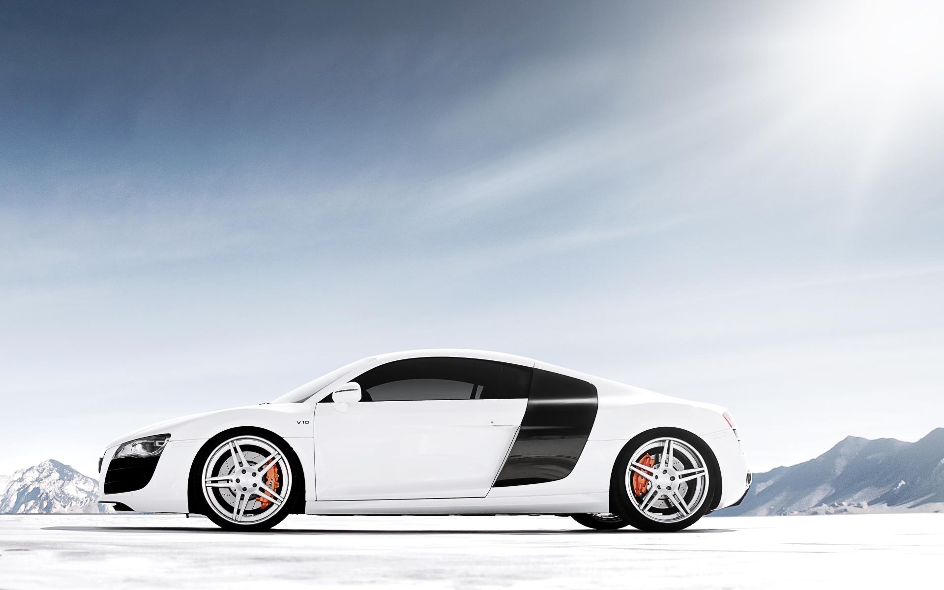 Audi R8 V10 ADV1 Wheels
