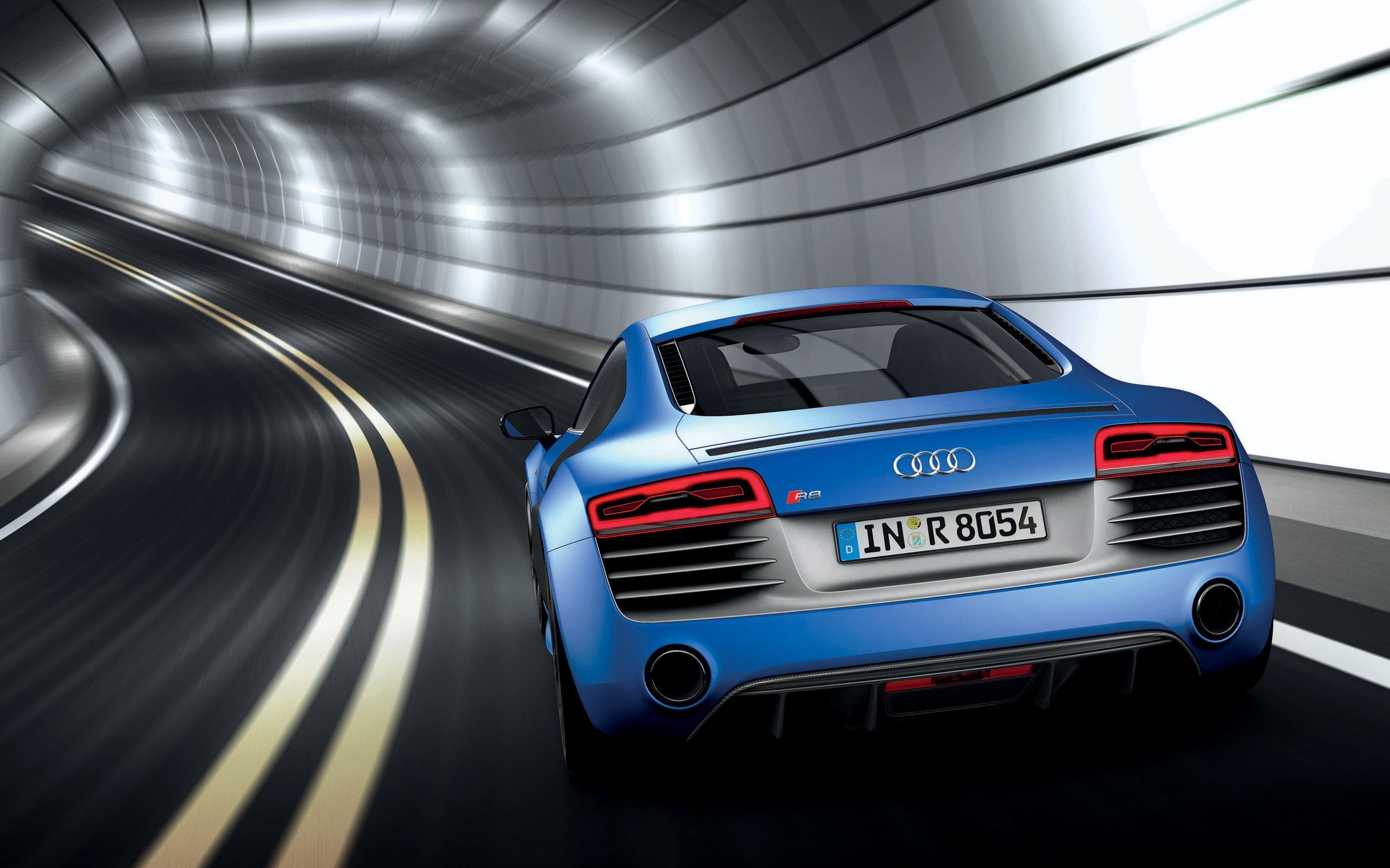 Audi R8 V10 Plus 2013 3