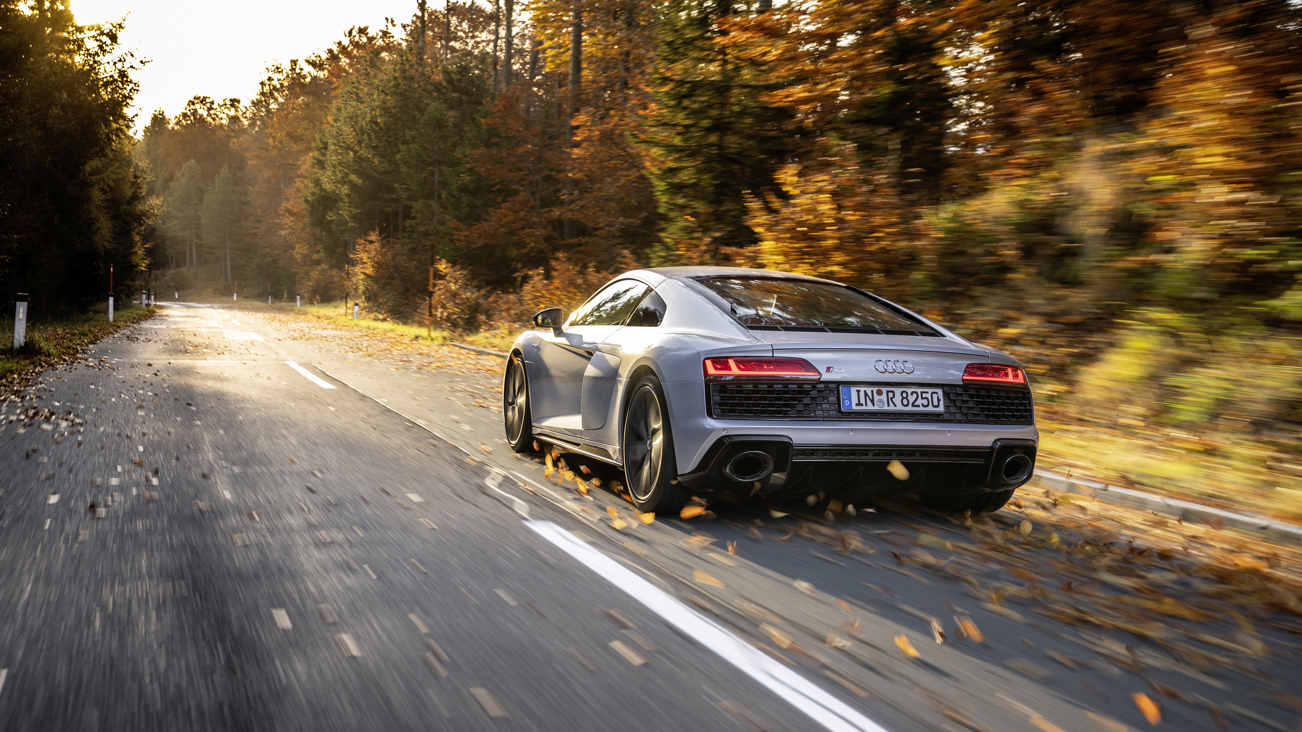 Audi R8 V10 Rwd Coupe 2019 4k 5 Wallpaper Hd Car Wallpapers Id 13616