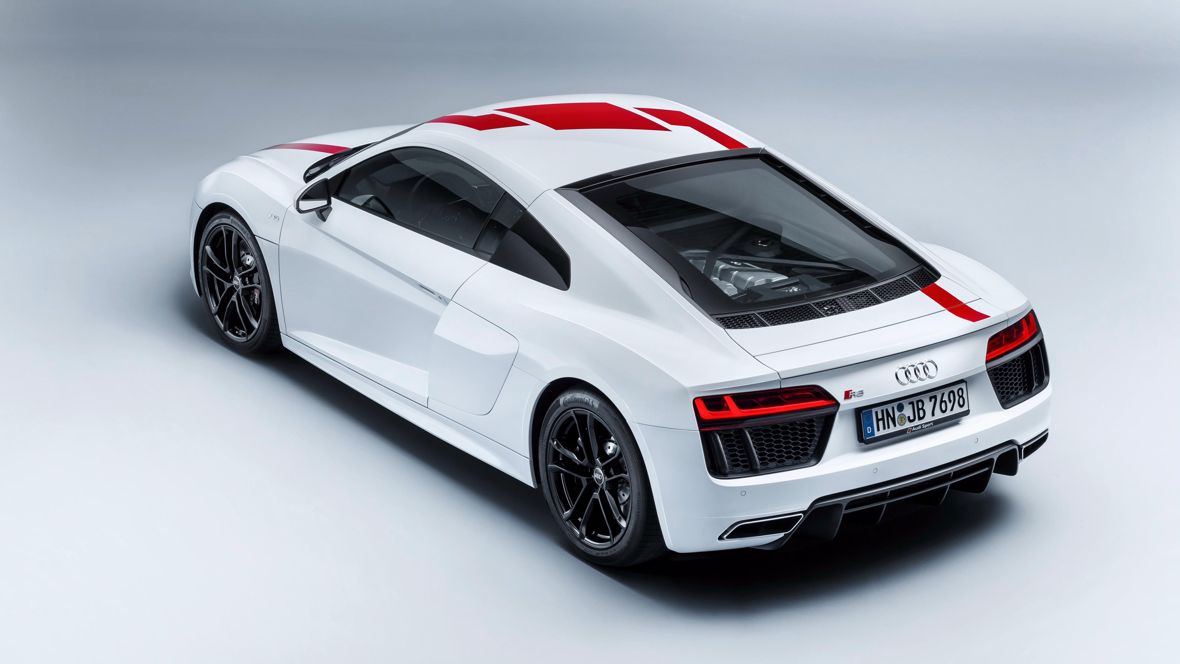 Audi R8 V10 Rws 2018 4k 2 Wallpaper Hd Car Wallpapers Id 8595