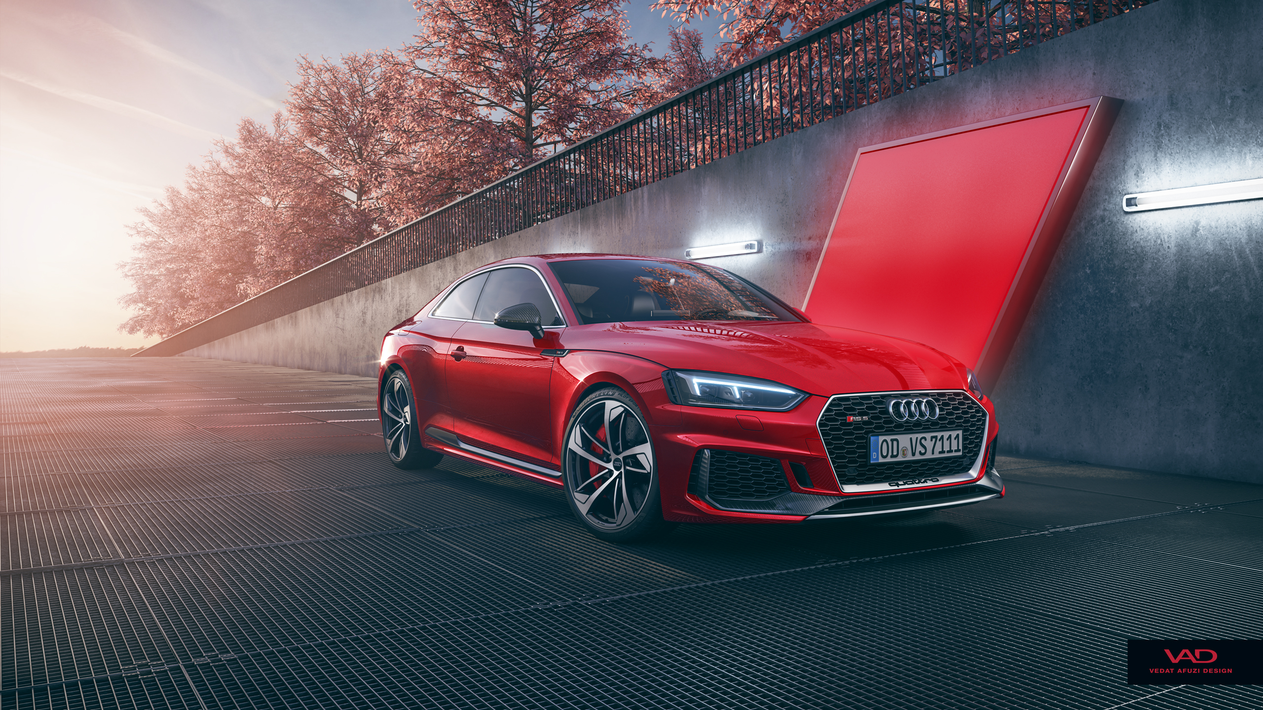Audi RS5 Coupe CGI Wallpaper | HD Car Wallpapers | ID #8400