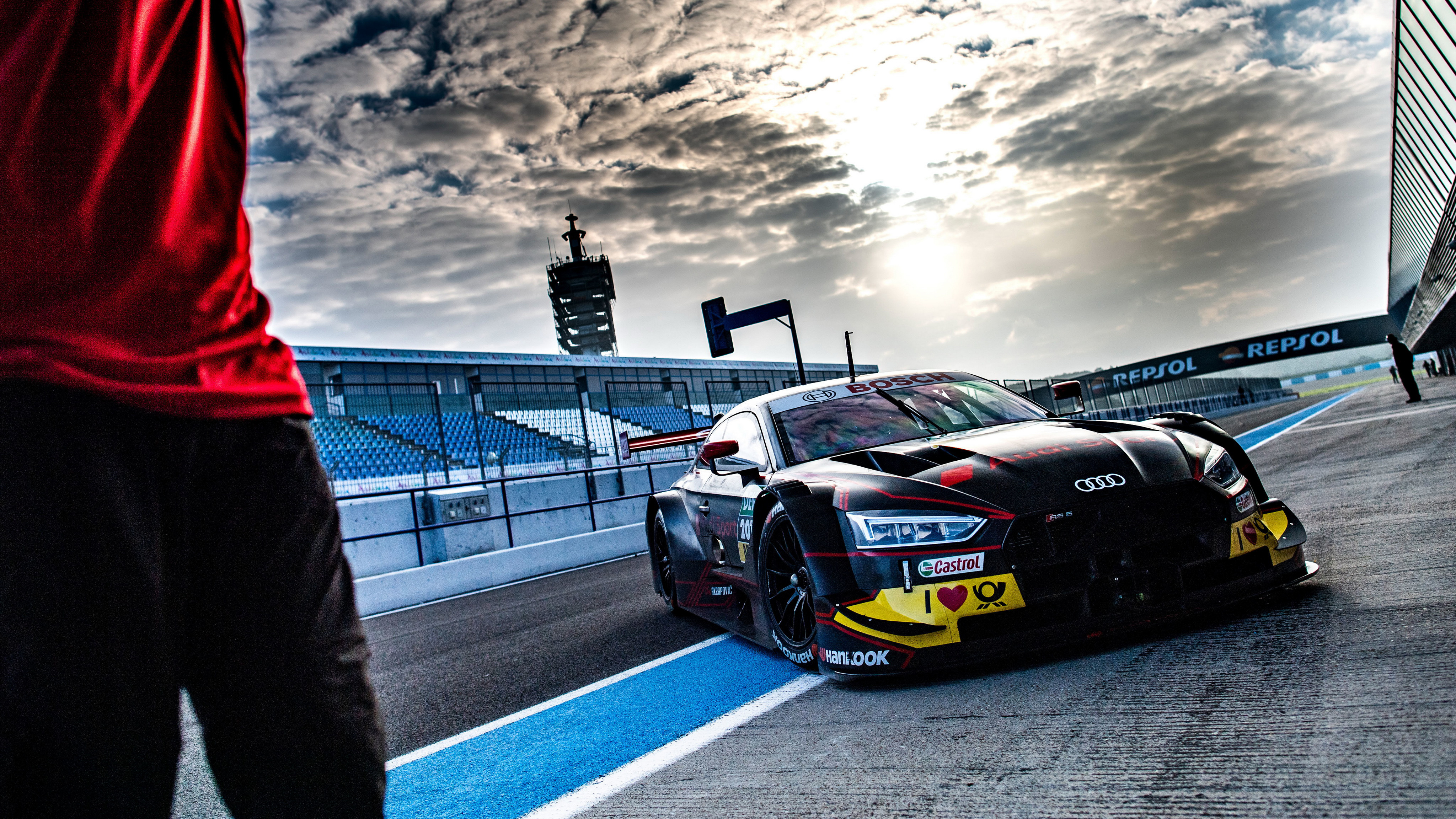 Audi RS 5 Coupe DTM 2019 4K Wallpaper | HD Car Wallpapers | ID #11802