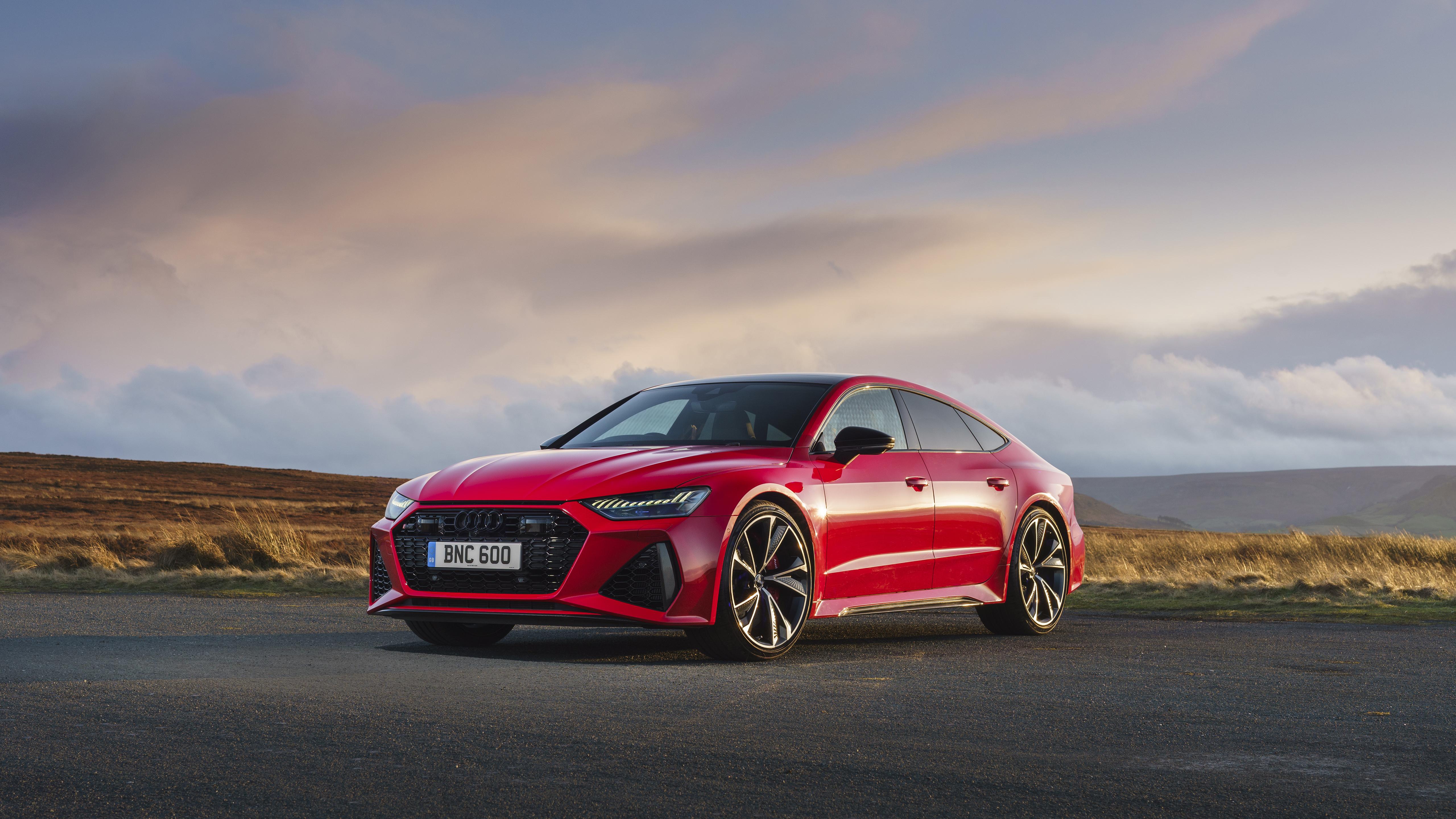 Audi Rs 7 Sportback 2020 5k 2 Wallpaper Hd Car Wallpapers Id 14461
