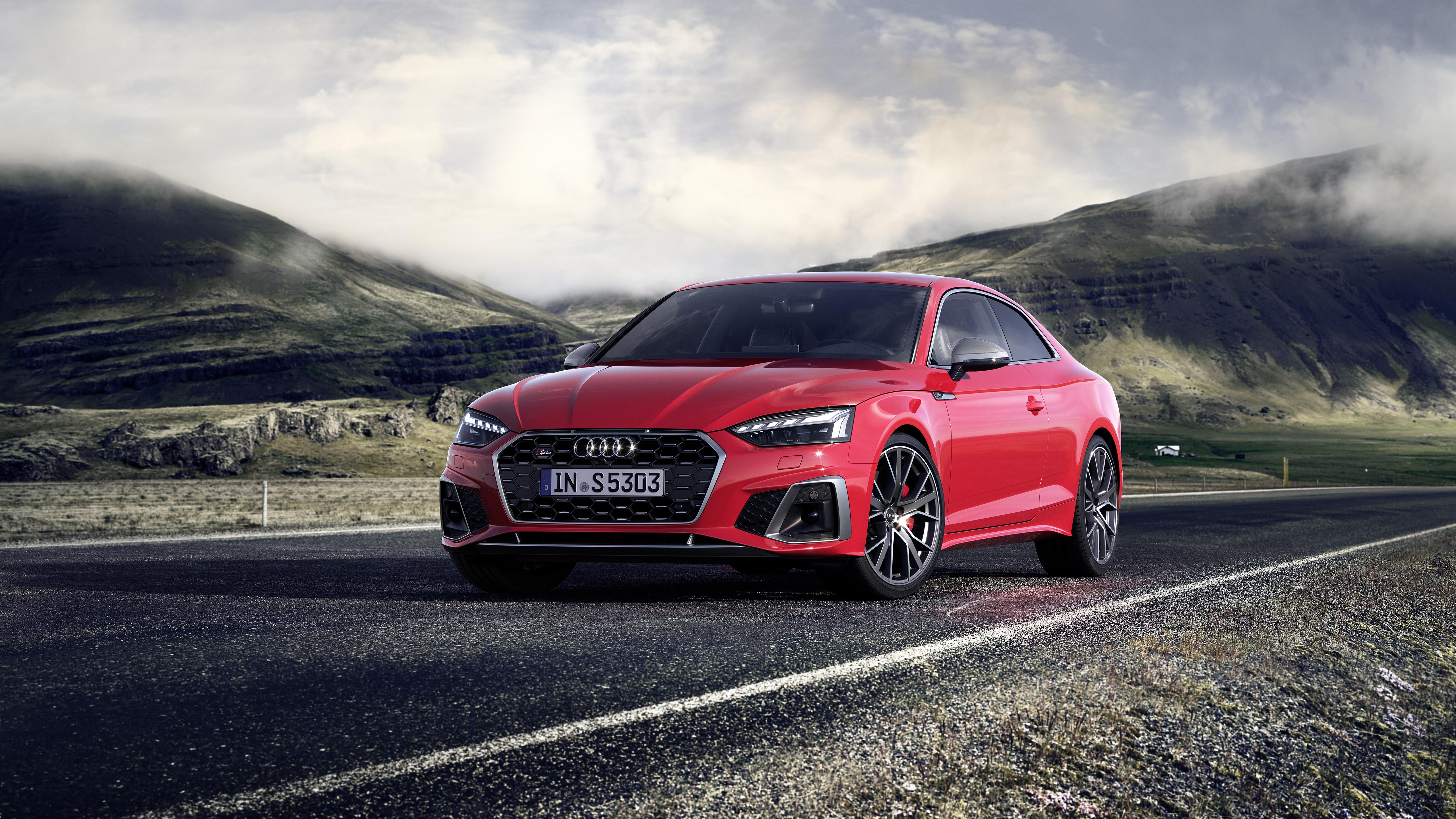 Audi S5 Coupe TDI 2019 4K Wallpaper   HD Car Wallpapers ...