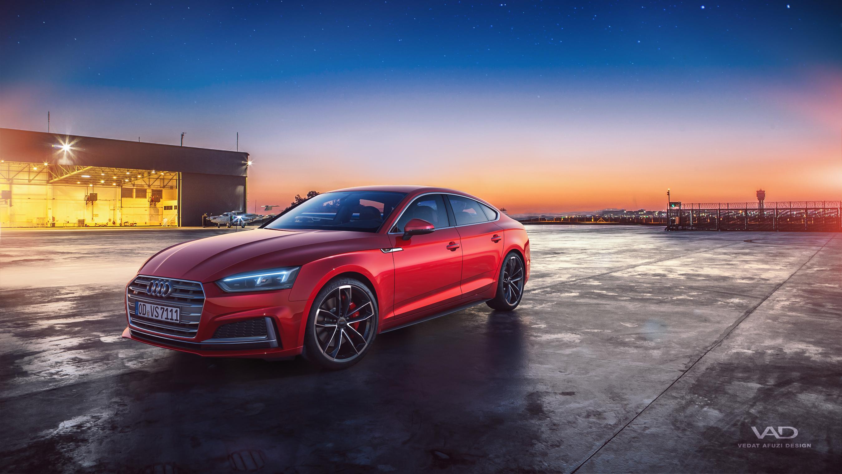 Audi S Sportback Cgi Hd