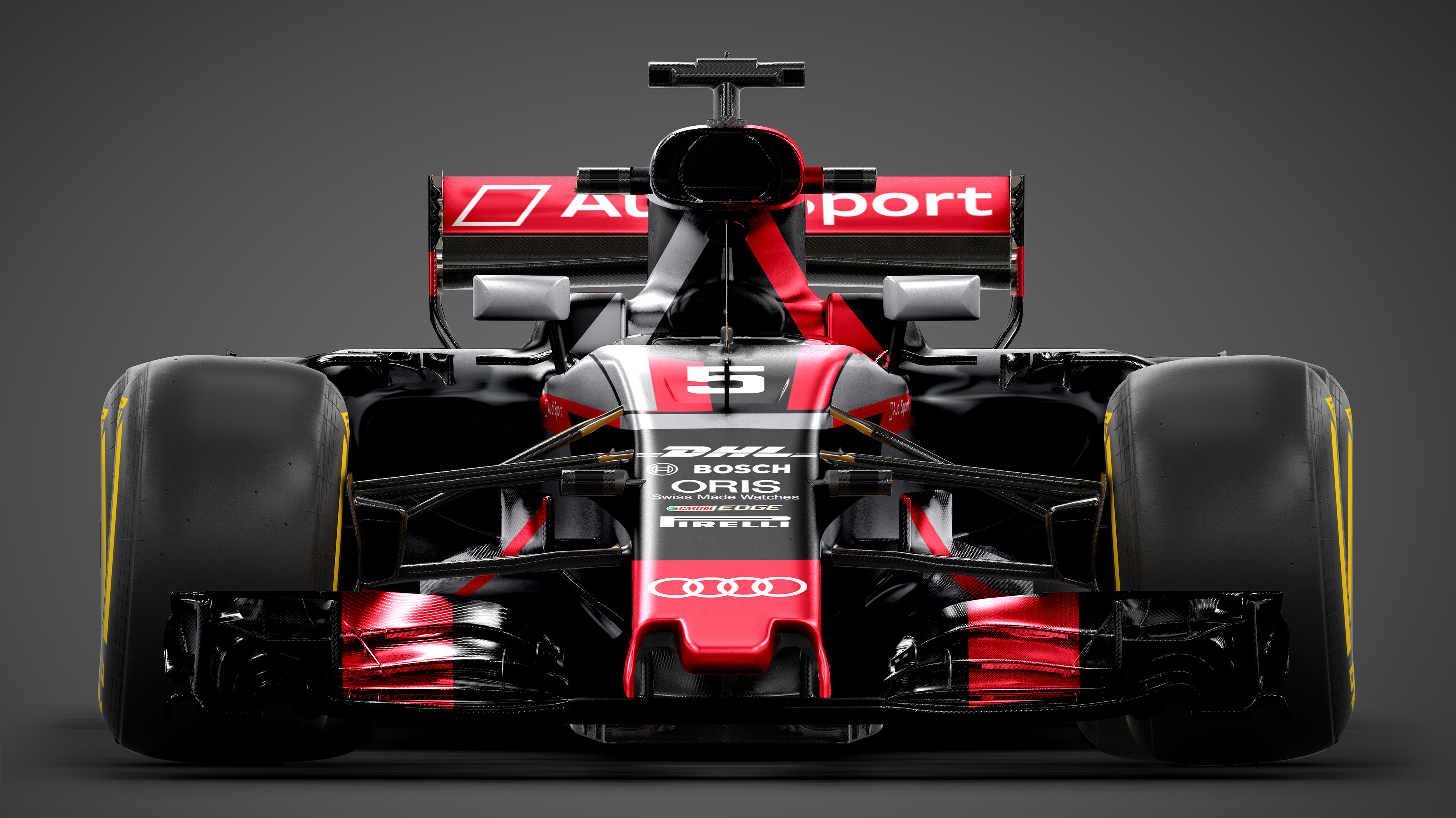 audi sport f1 4k wallpaper | hd car wallpapers | id #8041