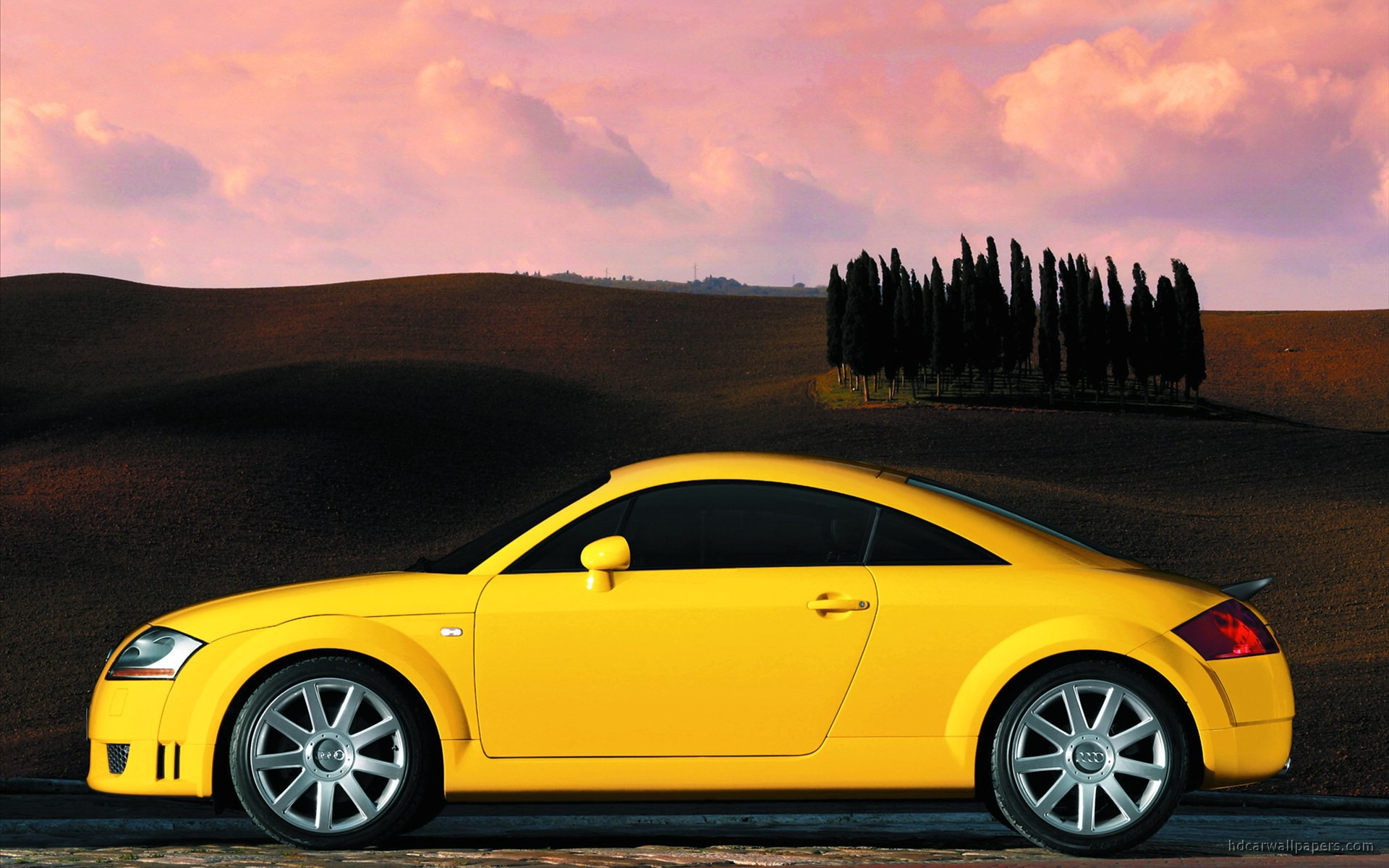 Audi Tt Wide