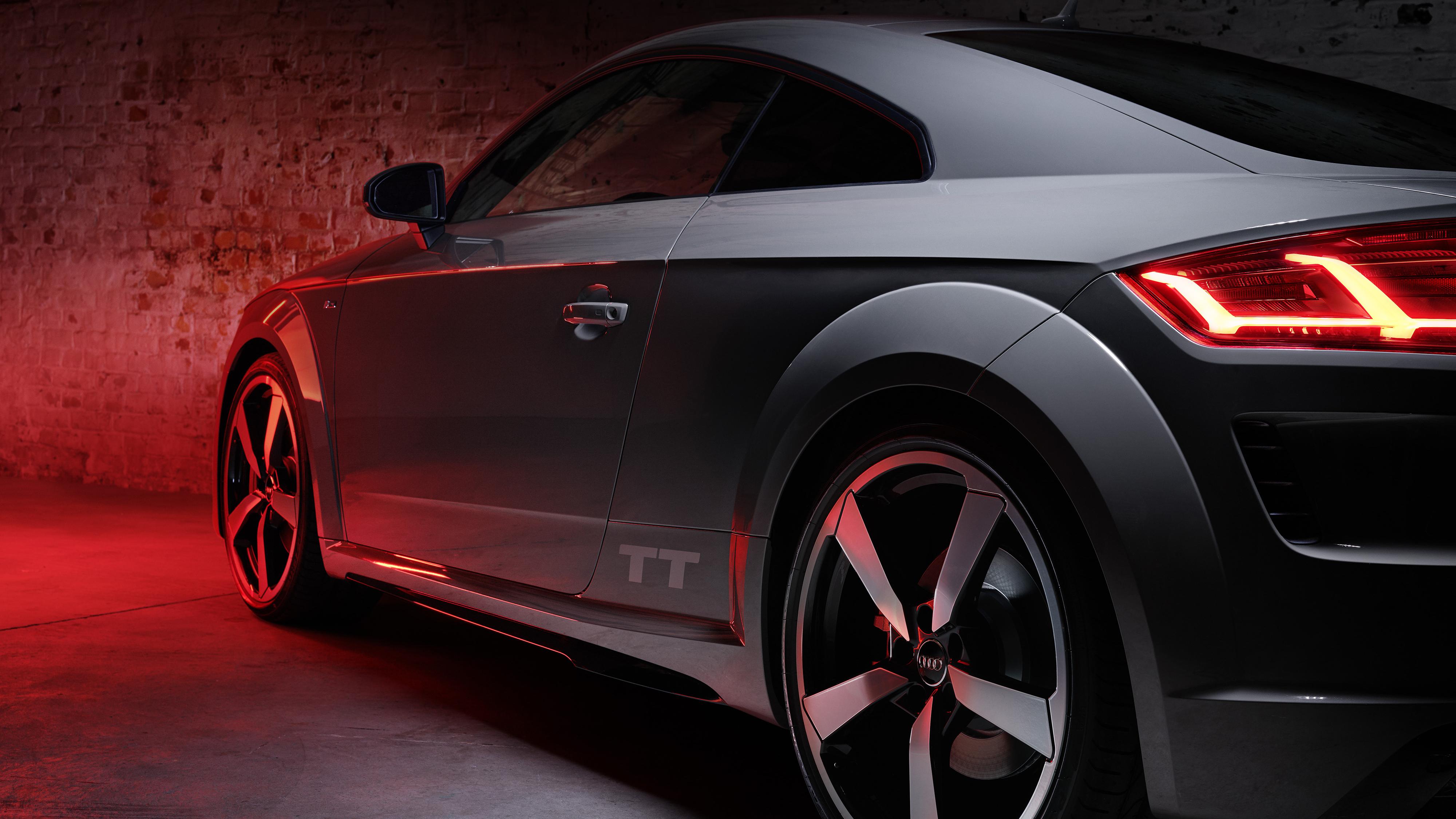 Audi TT 45 TFSI quattro S line Quantum Gray Edition 2019 ...