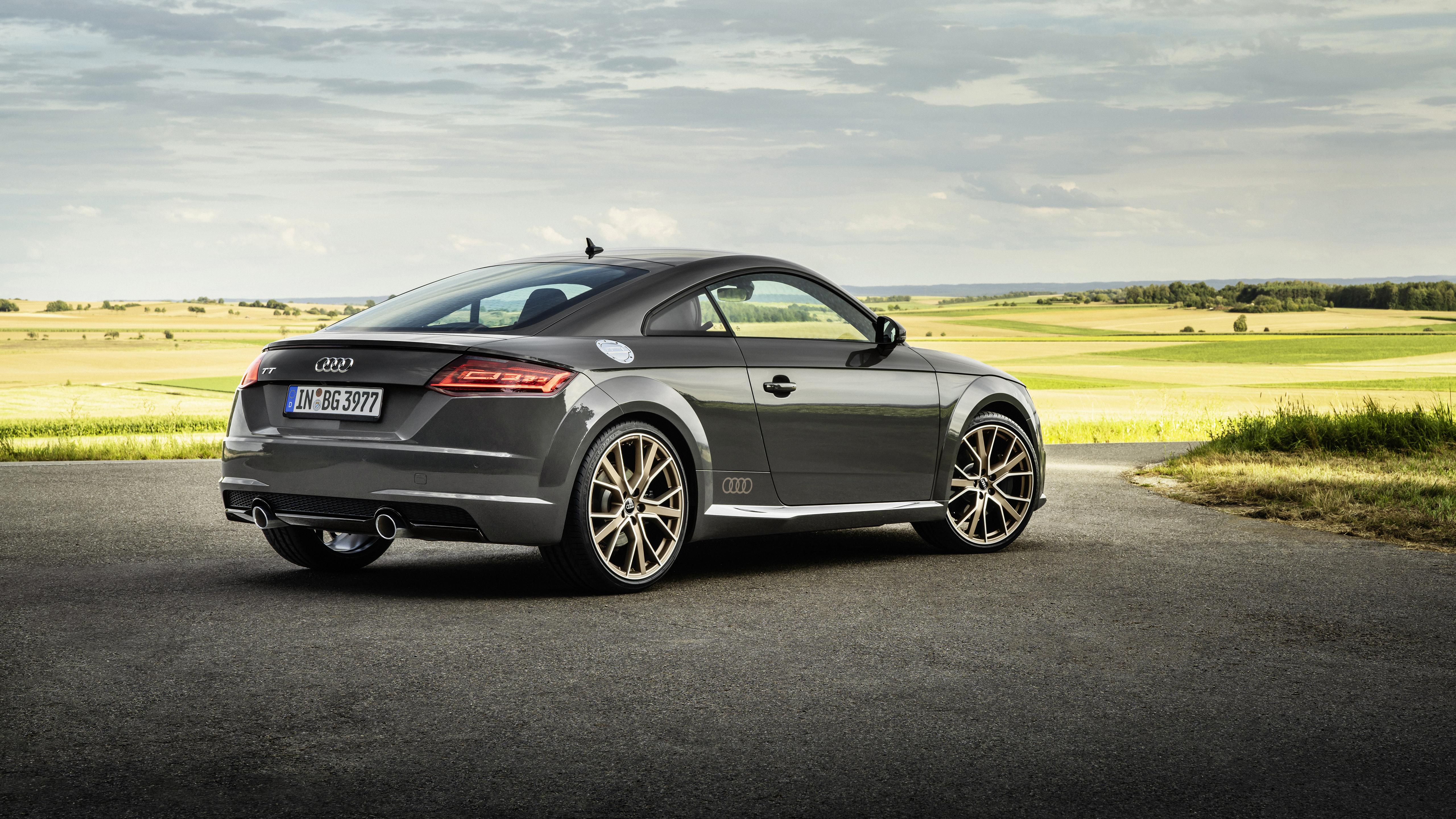 Audi TT Coupé bronze selection 2021 5K 2 Wallpaper | HD ...