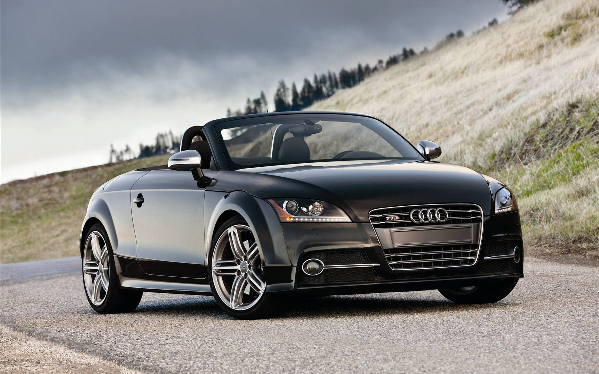audi tts roadster 2012 wallpaper hd car wallpapers. Black Bedroom Furniture Sets. Home Design Ideas