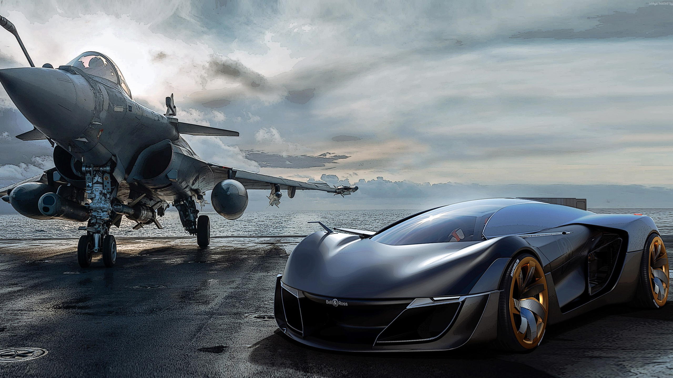 Bell & Ross Aero GT Concept Car Wallpaper | HD Car ...