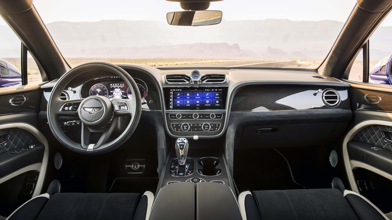 Bentley Bentayga Speed 2020 5k Interior Wallpaper Hd Car Wallpapers Id 15573