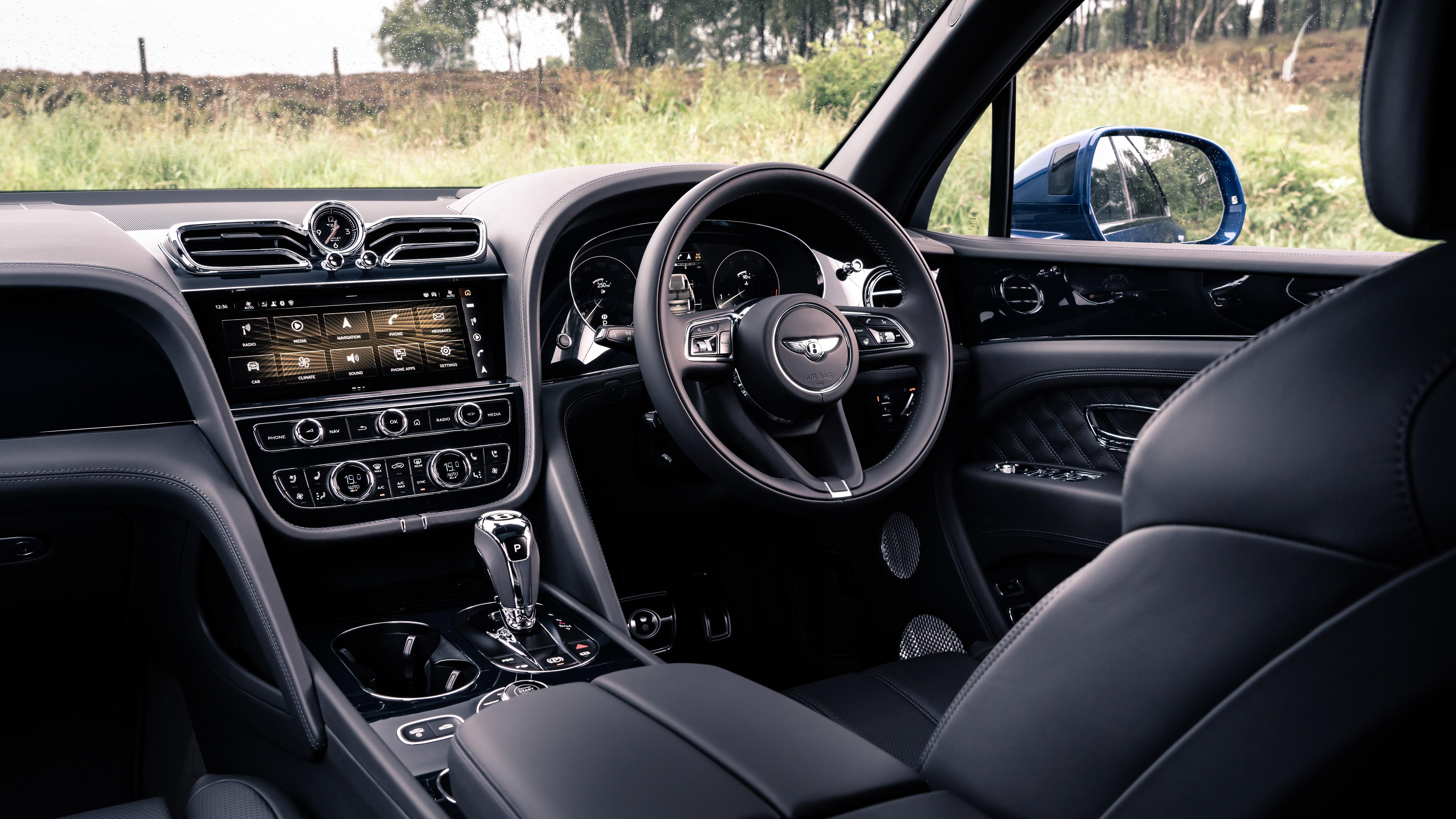 Bentley Bentayga V8 First Edition 2020 5k Interior Wallpaper Hd Car Wallpapers Id 15577
