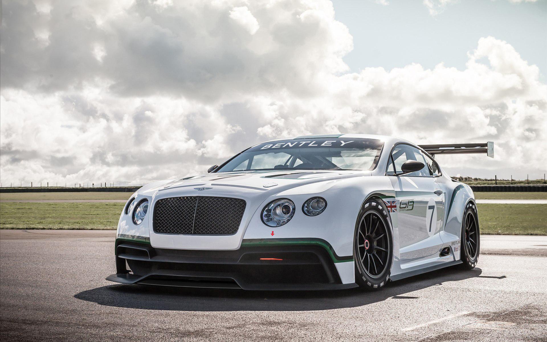 bentley continental gt3 concept racer wide