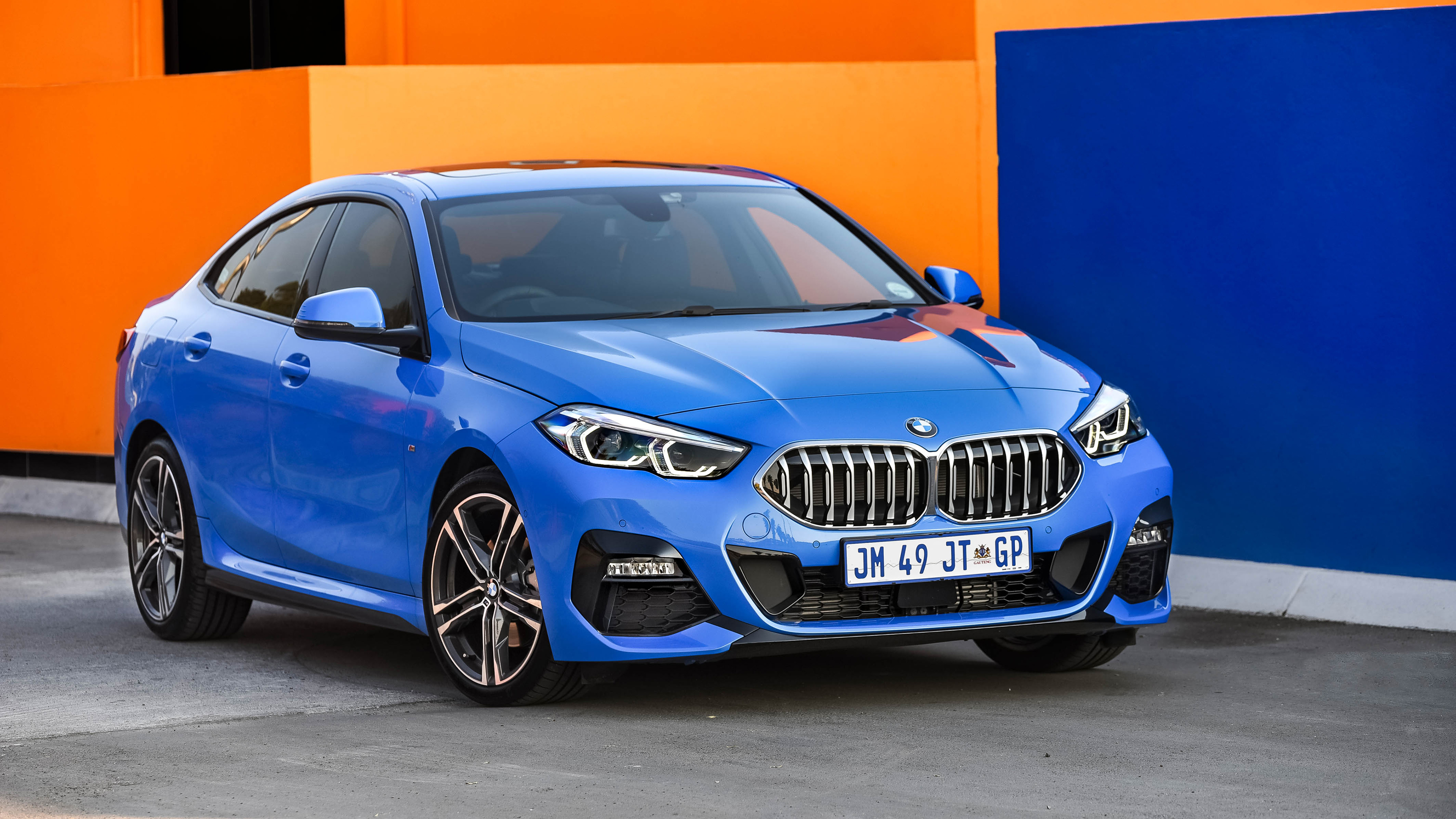 BMW 218i Gran Coupé M Sport 2020 4K Wallpaper   HD Car ...