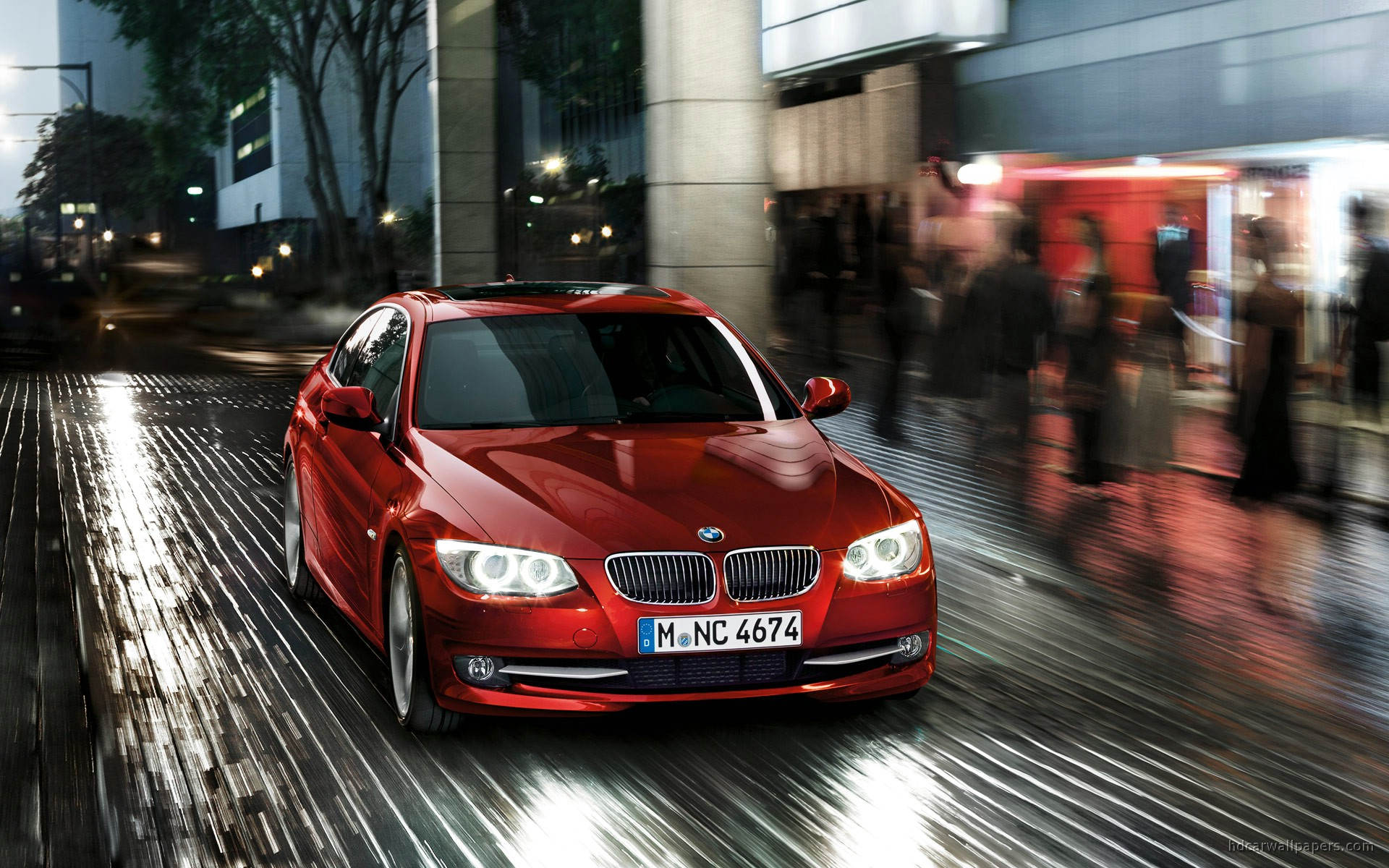 Bmw 3 Series Coupe Wallpaper Hd Car Wallpapers Id 1892