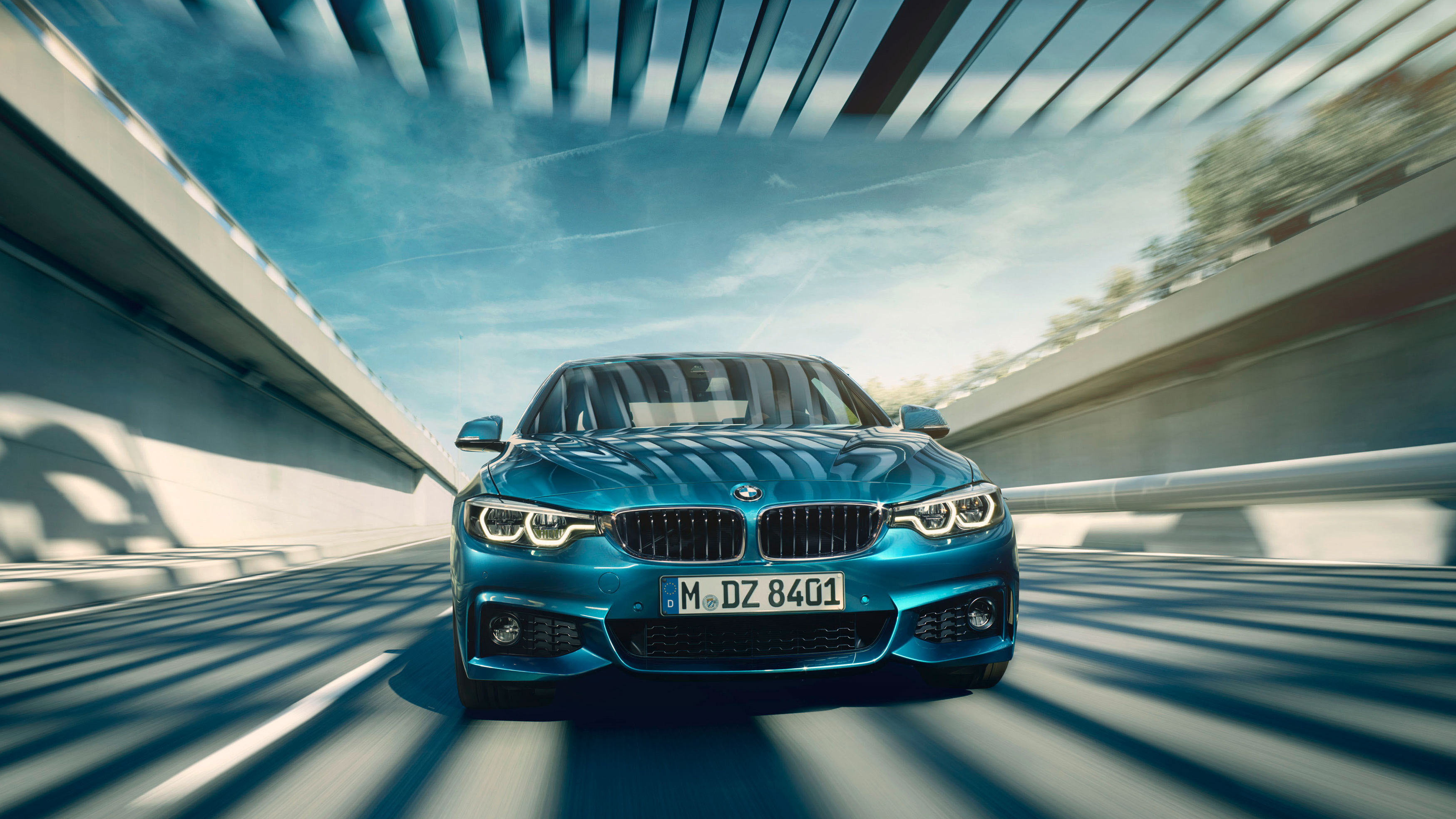 Bmw 4 Series Coupe 2017 Wallpaper Hd Car Wallpapers Id