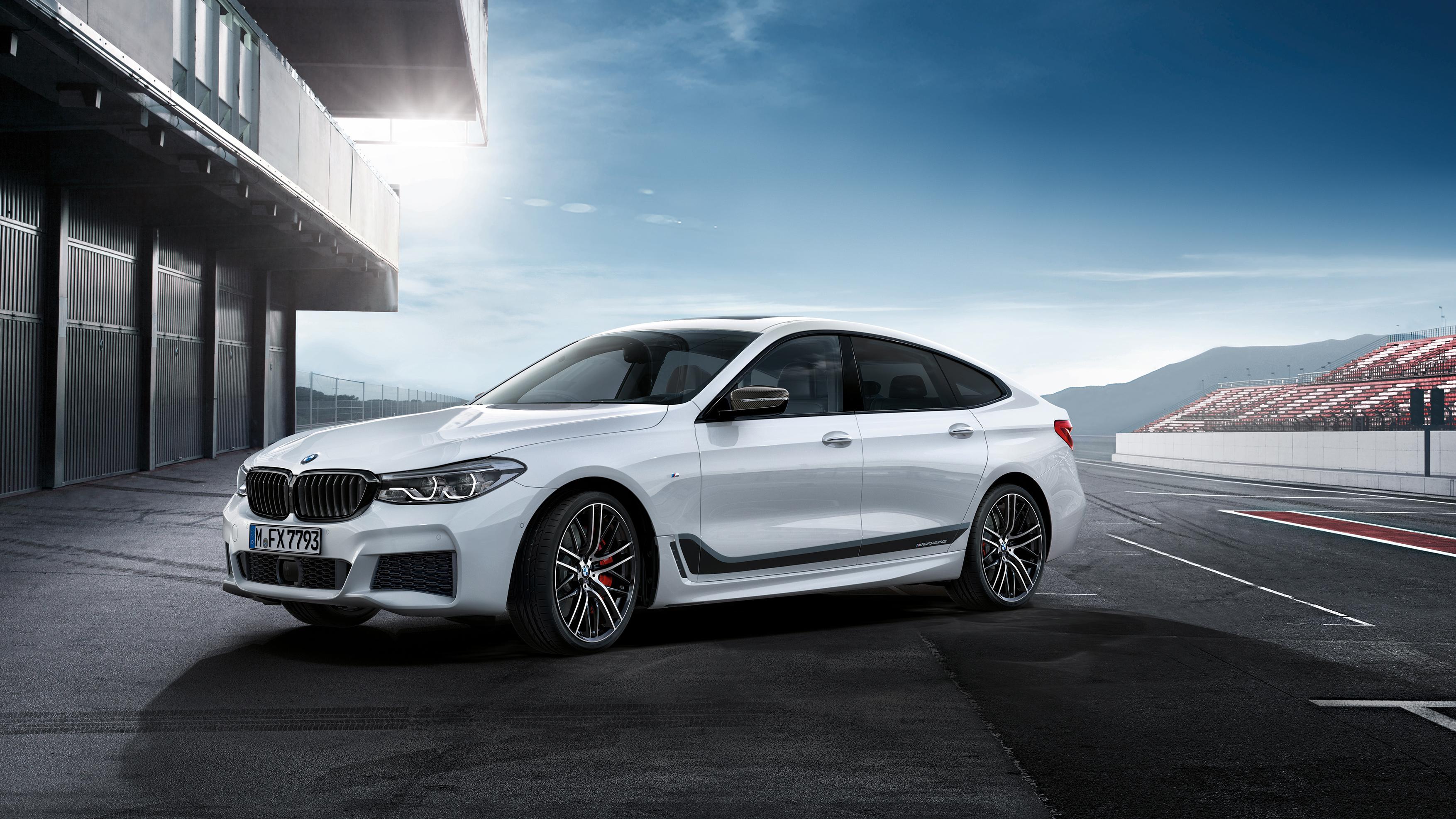 BMW 640i XDrive Gran Turismo M Sport 2017 Wallpaper HD