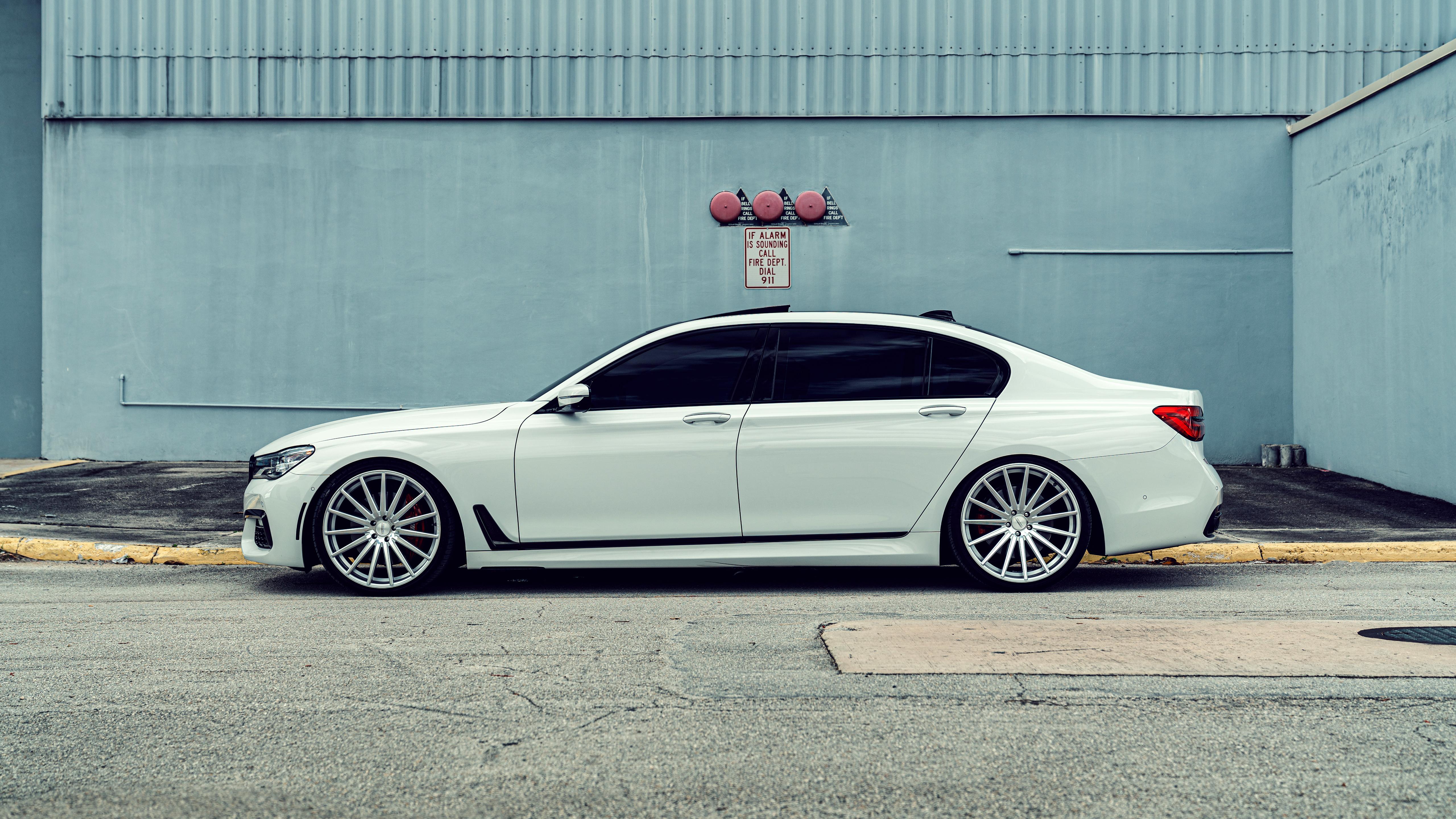 BMW 7 Series 5K 2 Wallpaper | HD Car Wallpapers | ID #15957