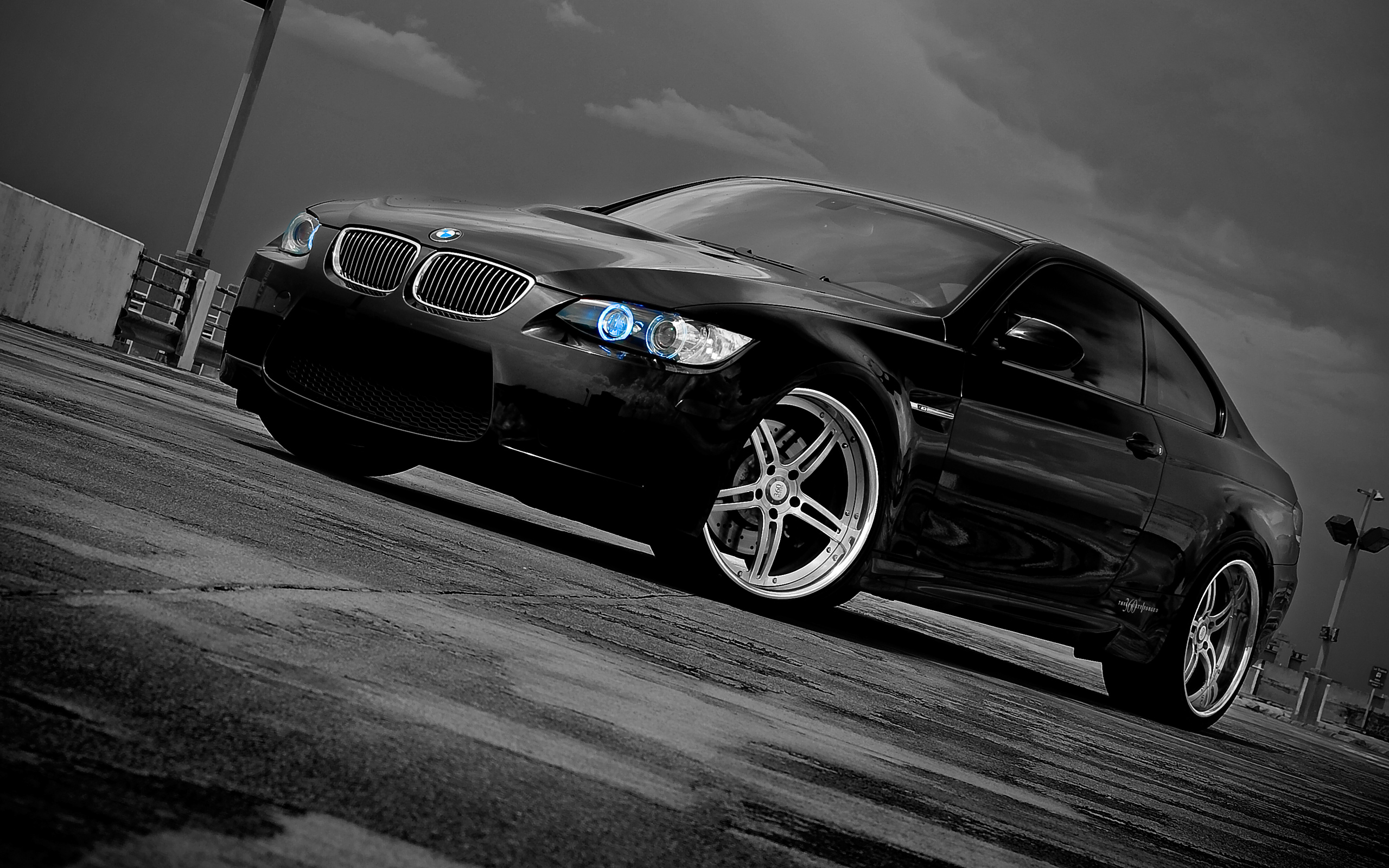 BMW Forged Wheels Wallpaper