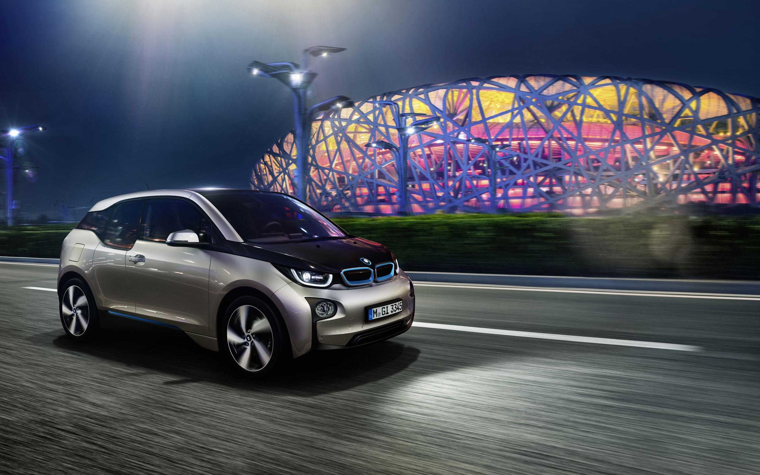 BMW i3 2014 Wallpaper | HD Car Wallpapers | ID #3601