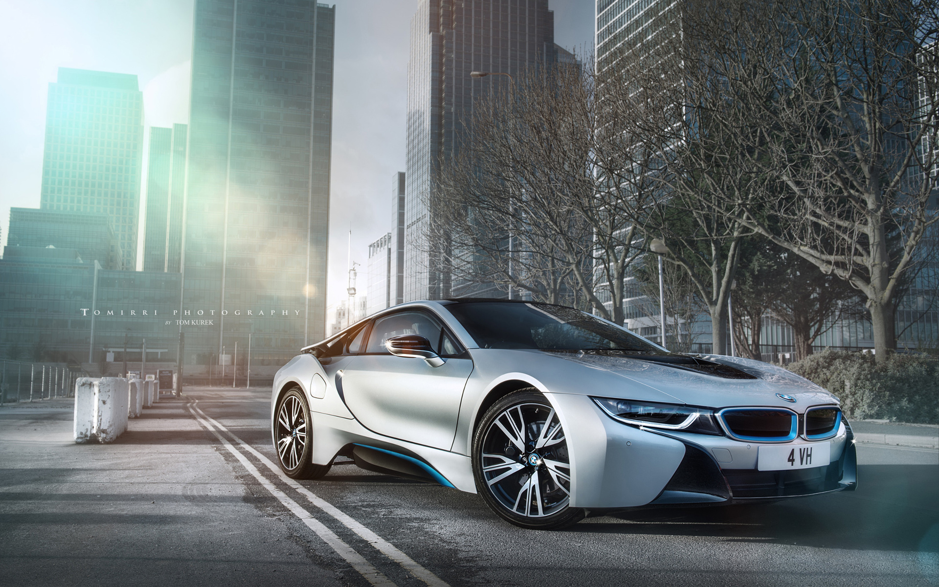 Bmw I8 2016 Wallpaper Hd Car Wallpapers Id 6005