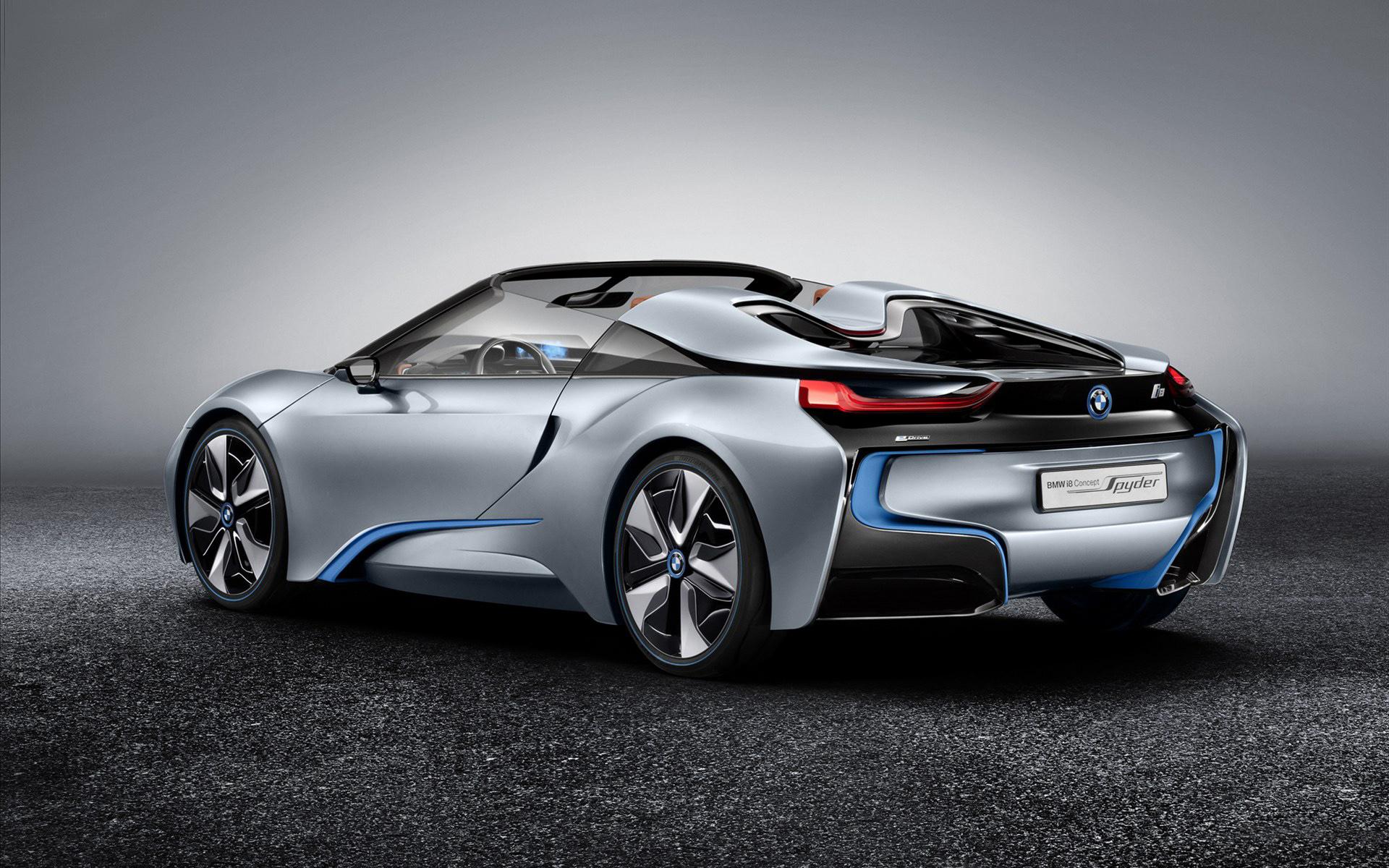 Bmw I8 Car Concept 4k Hd Desktop Wallpaper For 4k Ultra Hd: BMW I8 Spyder Concept 2012 4 Wallpaper