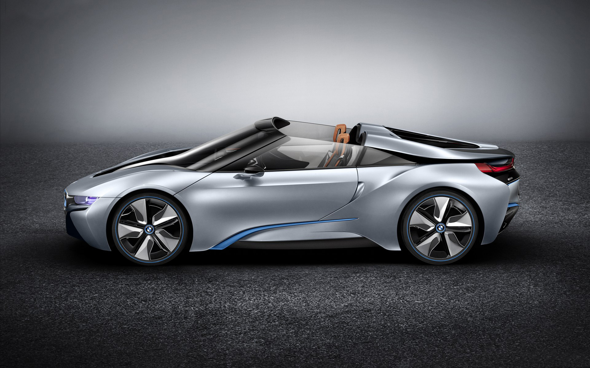 BMW i8 Spyder Concept 2012 5 Wallpaper | HD Car Wallpapers| ID #2575
