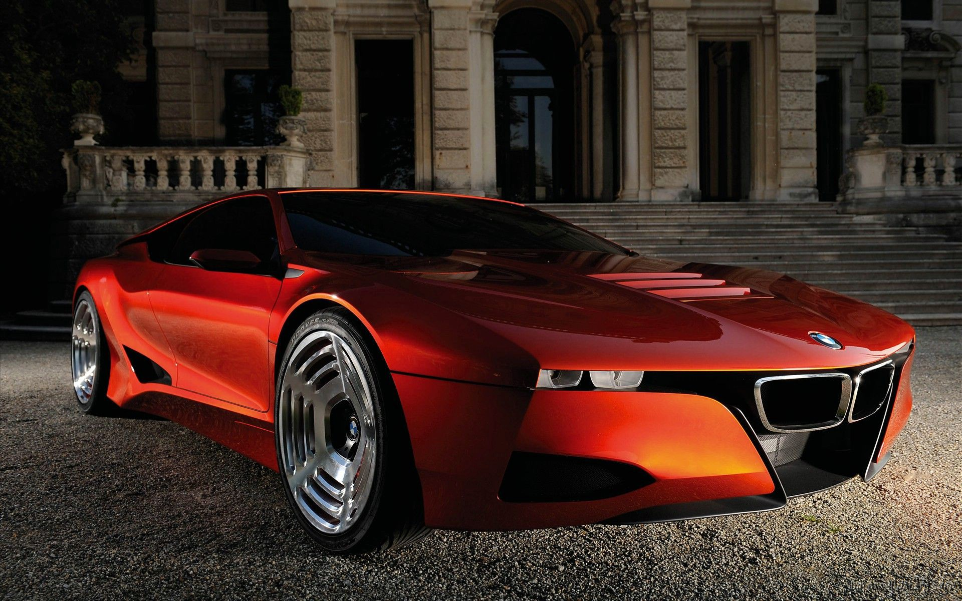 BMW M1 Homage Concept 2 Wallpaper | HD Car Wallpapers | ID ...