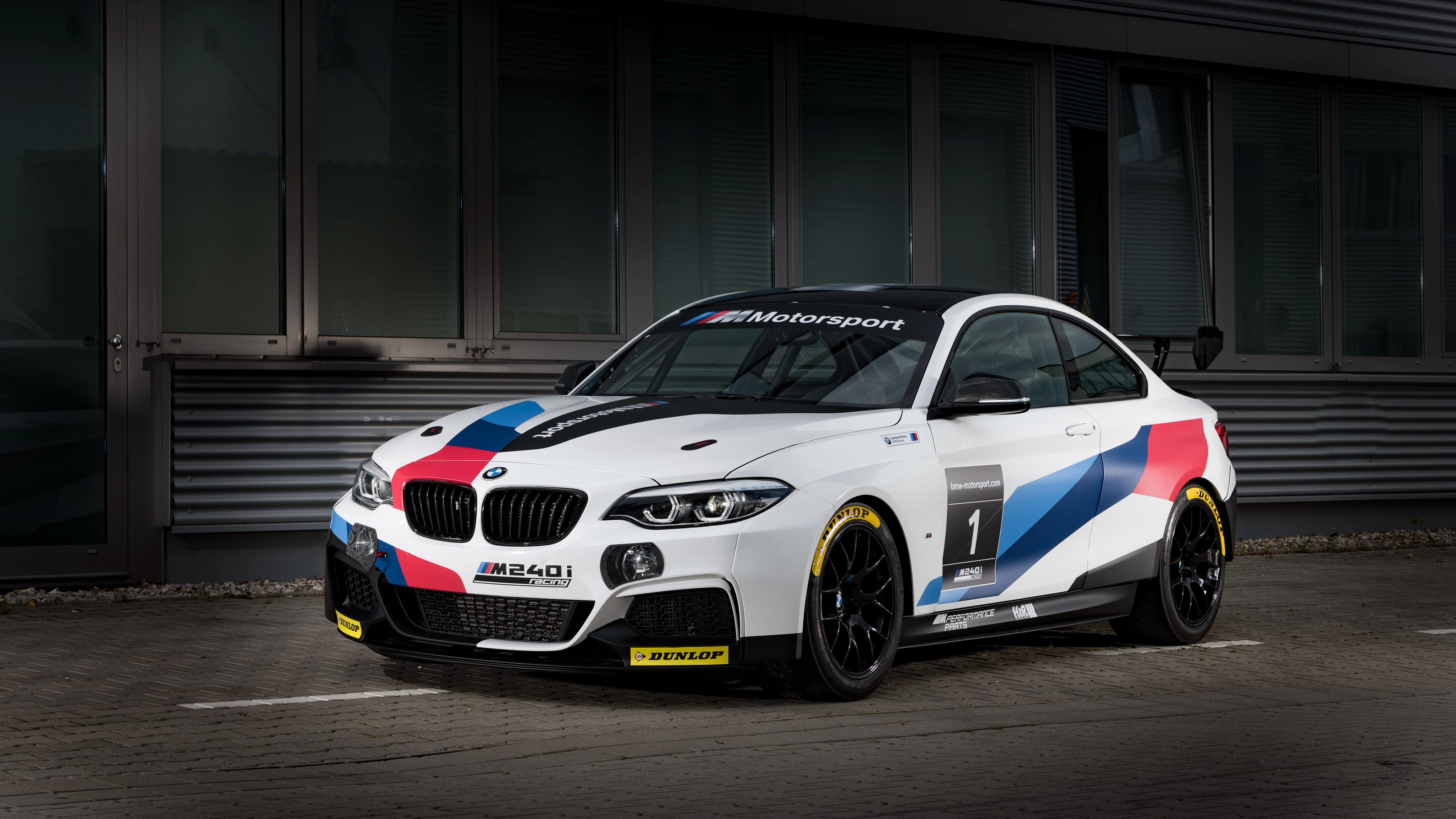 BMW M240i Racing 2018 4K Wallpaper | HD Car Wallpapers ...