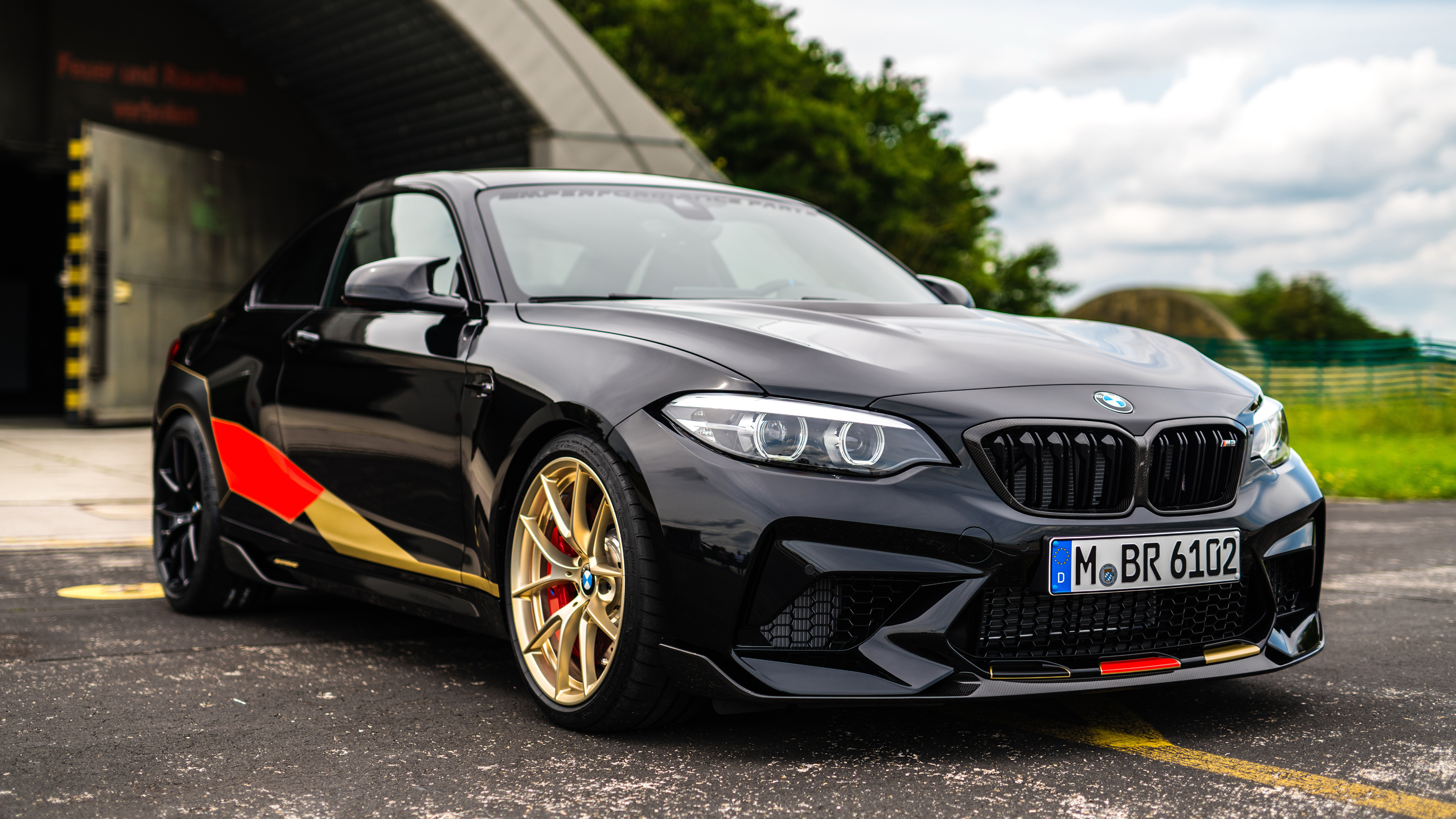 Aftermarket Jeep Parts >> BMW M2 Competition M Performance Accessories 2018 4K 2 Wallpaper   HD Car Wallpapers   ID #10734