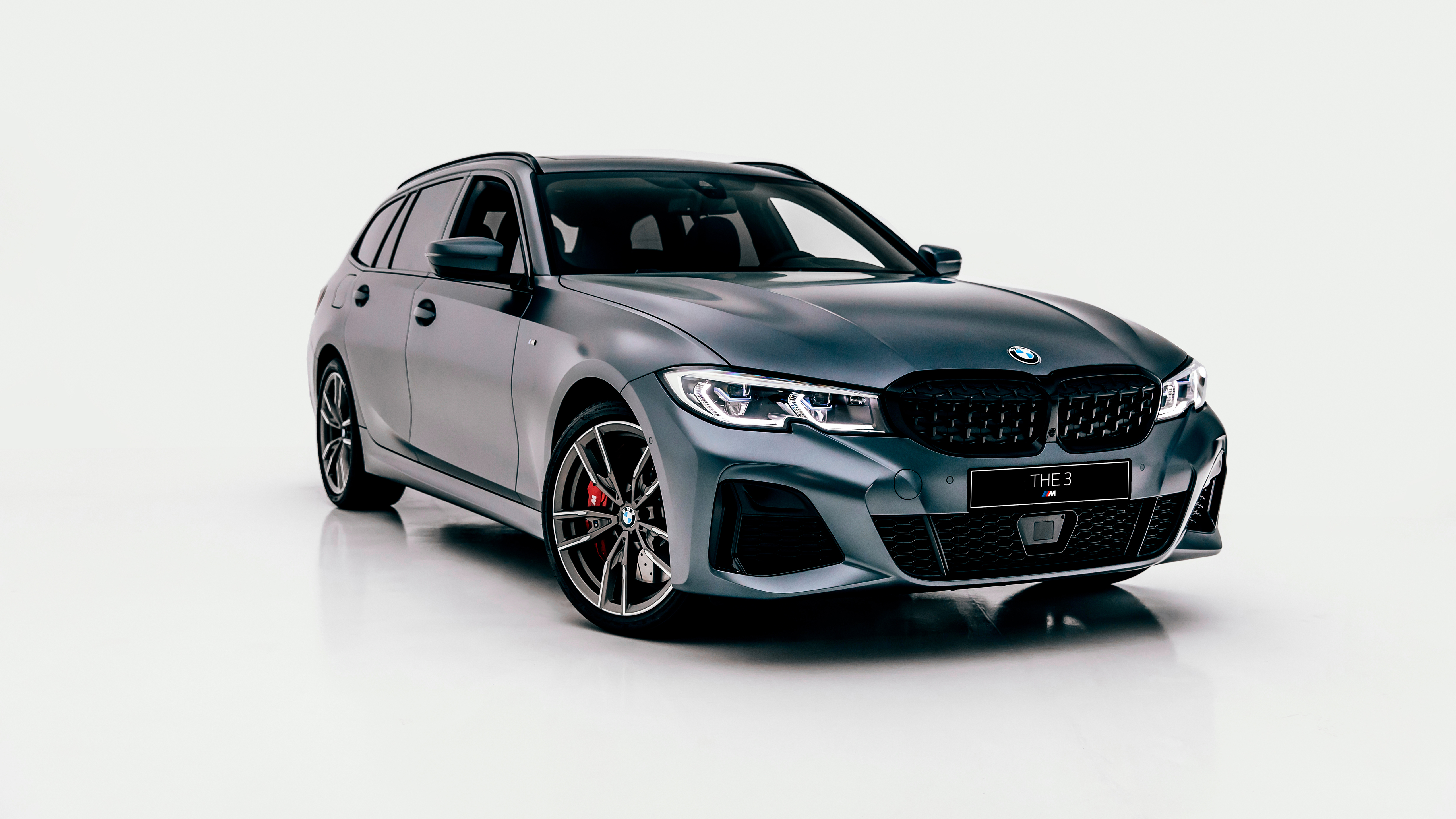 BMW M340i xDrive Touring First Edition 2020 5K Wallpaper ...
