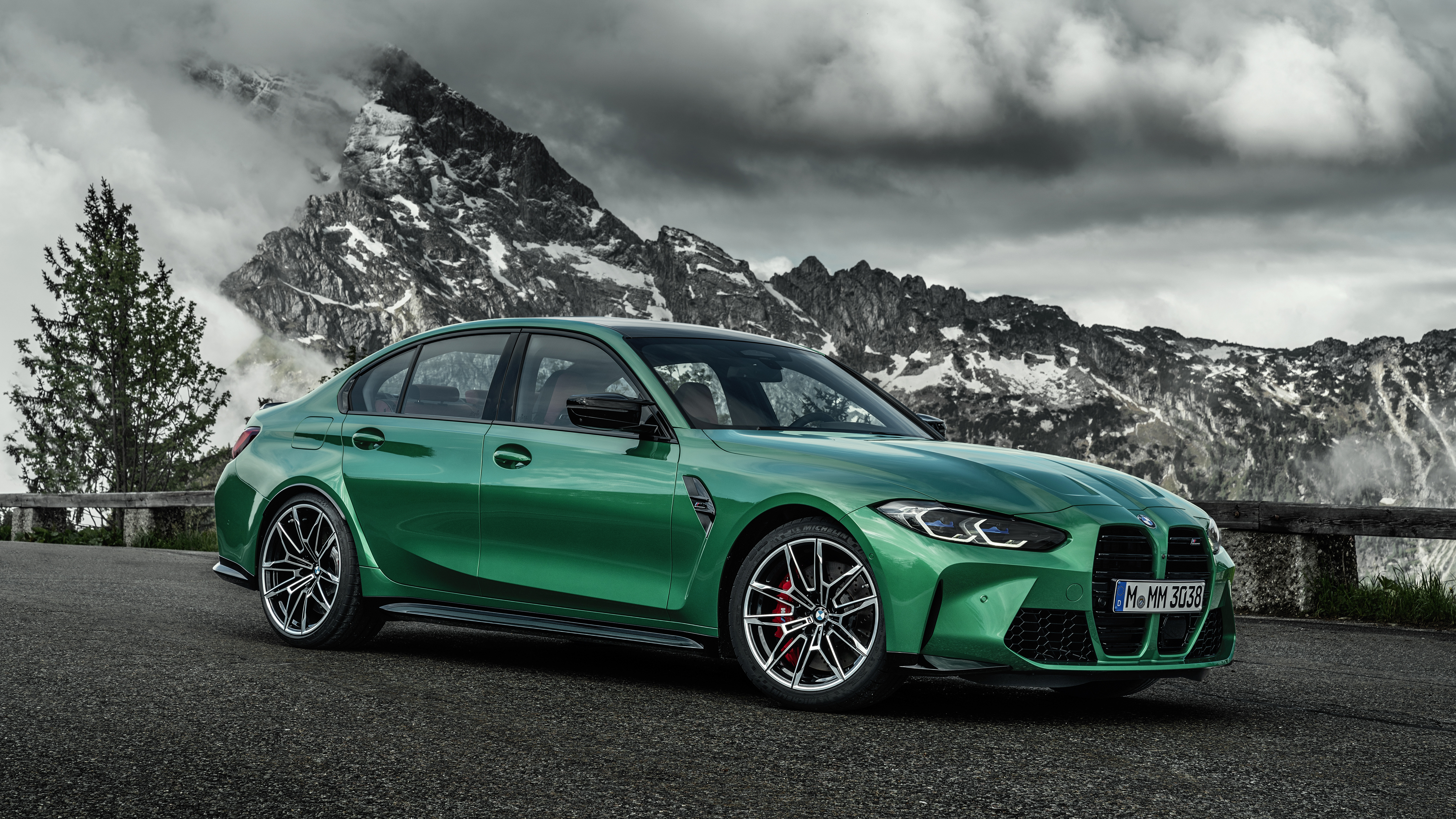 BMW M3 Competition 2020 5K 2 Wallpaper | HD Car Wallpapers ...