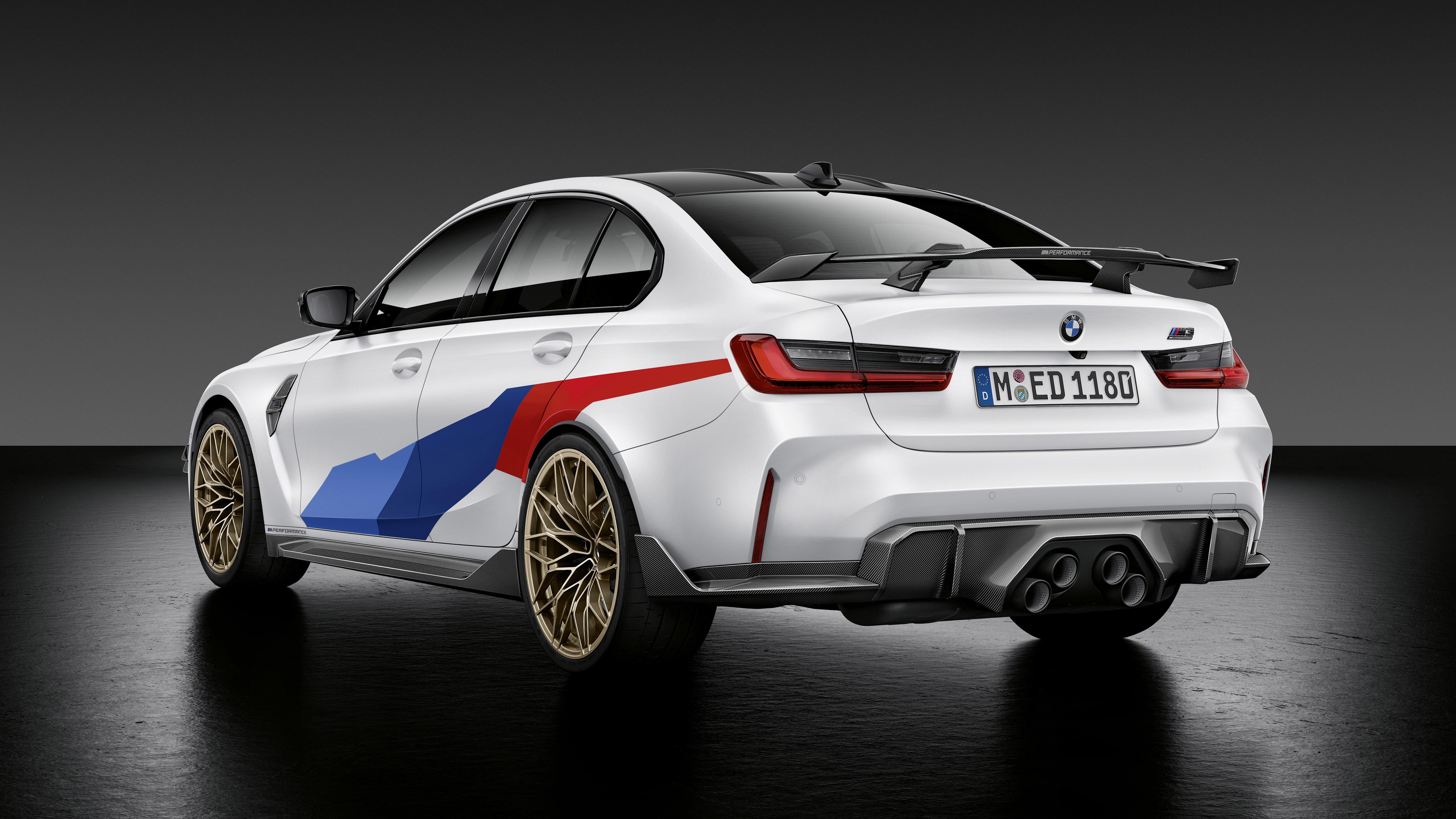 BMW M3 Competition M Performance Parts 2020 5K 2 Wallpaper ...