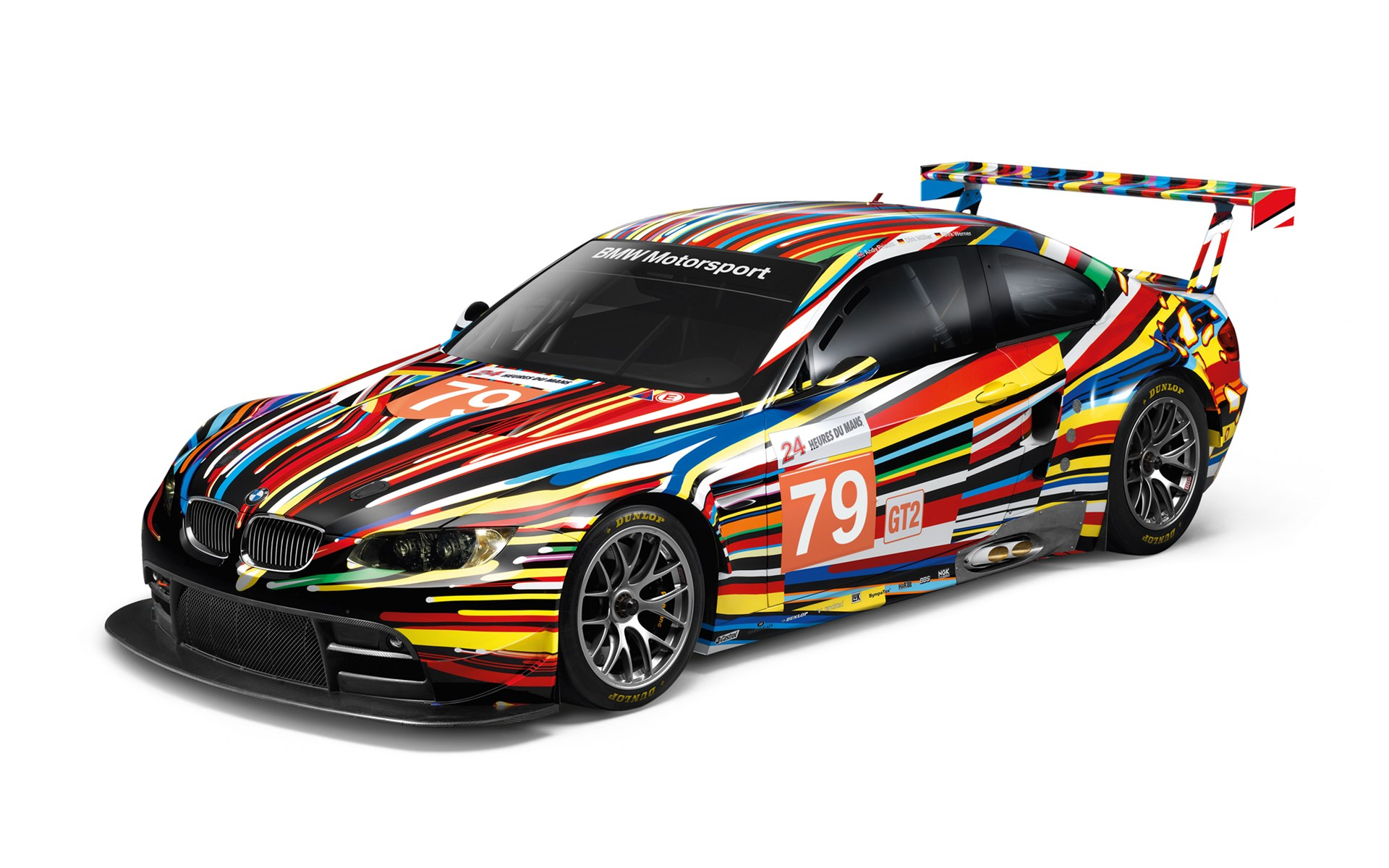 BMW M3 GT2 Art Car 4 Wallpaper | HD Car Wallpapers