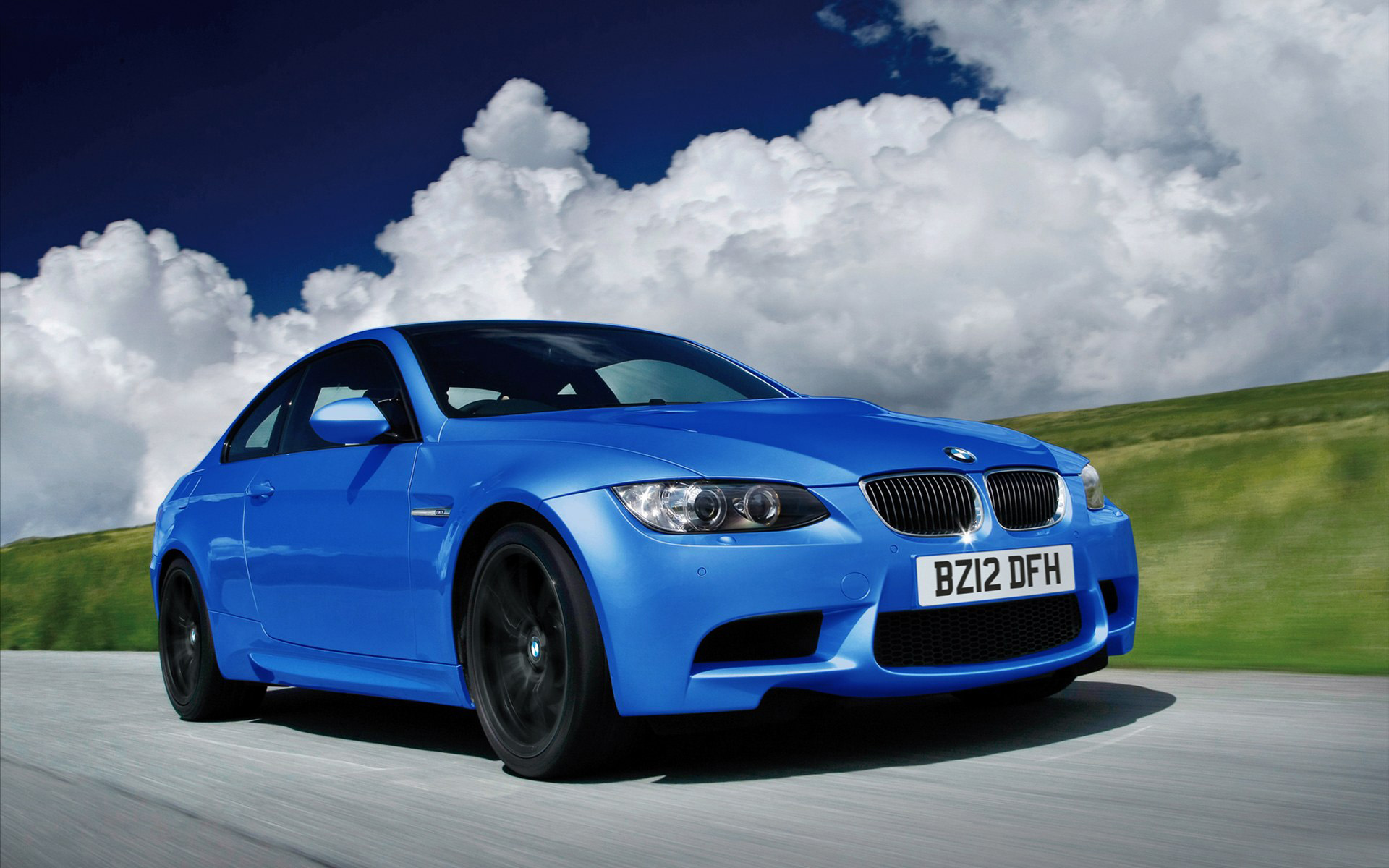 Captivating BMW M3 Limited Edition 2013 Wallpaper