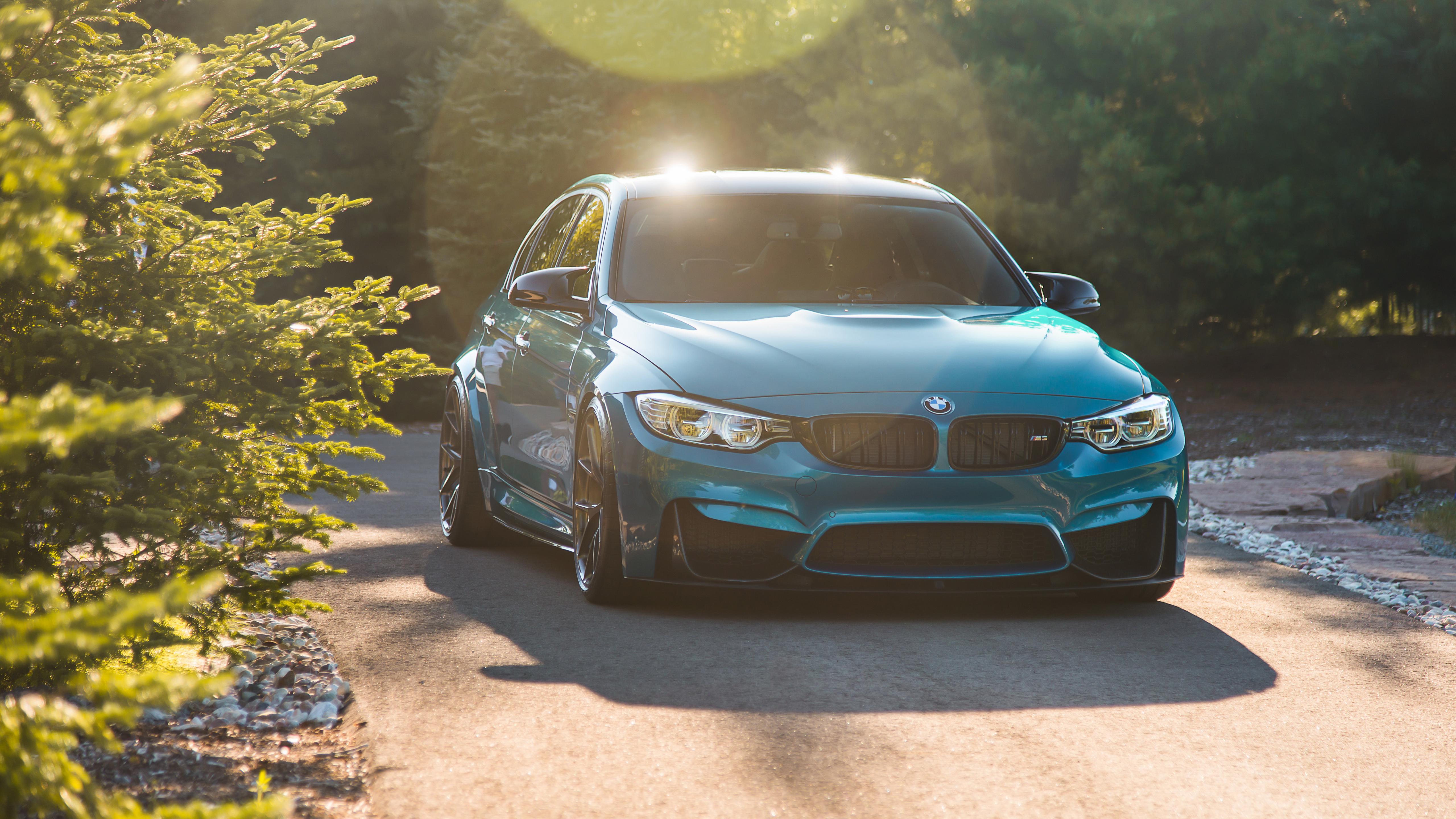 BMW M3 Sport 4K 5K