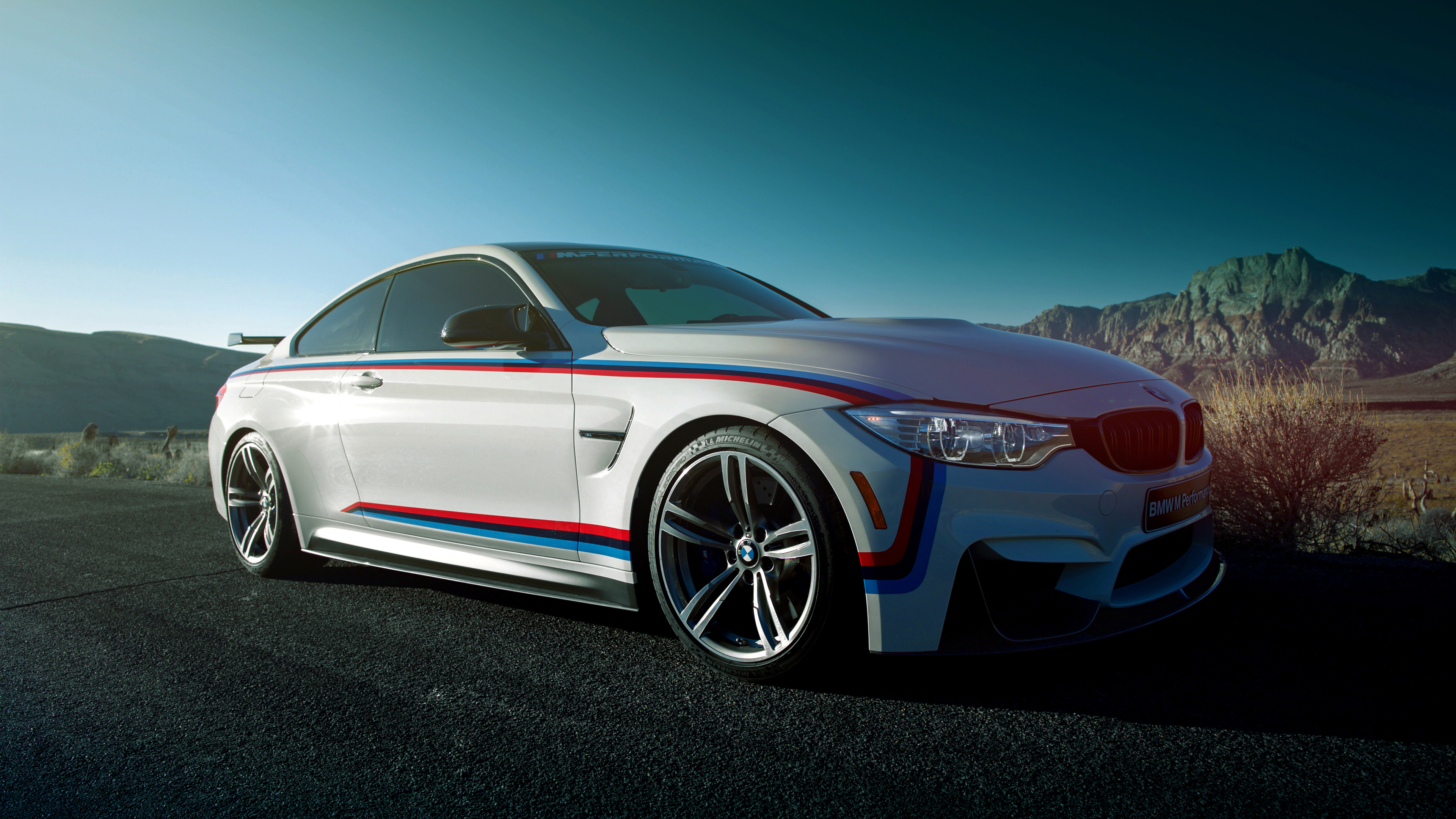 bmw m4 coupe m performance wallpaper | hd car wallpapers | id #6286