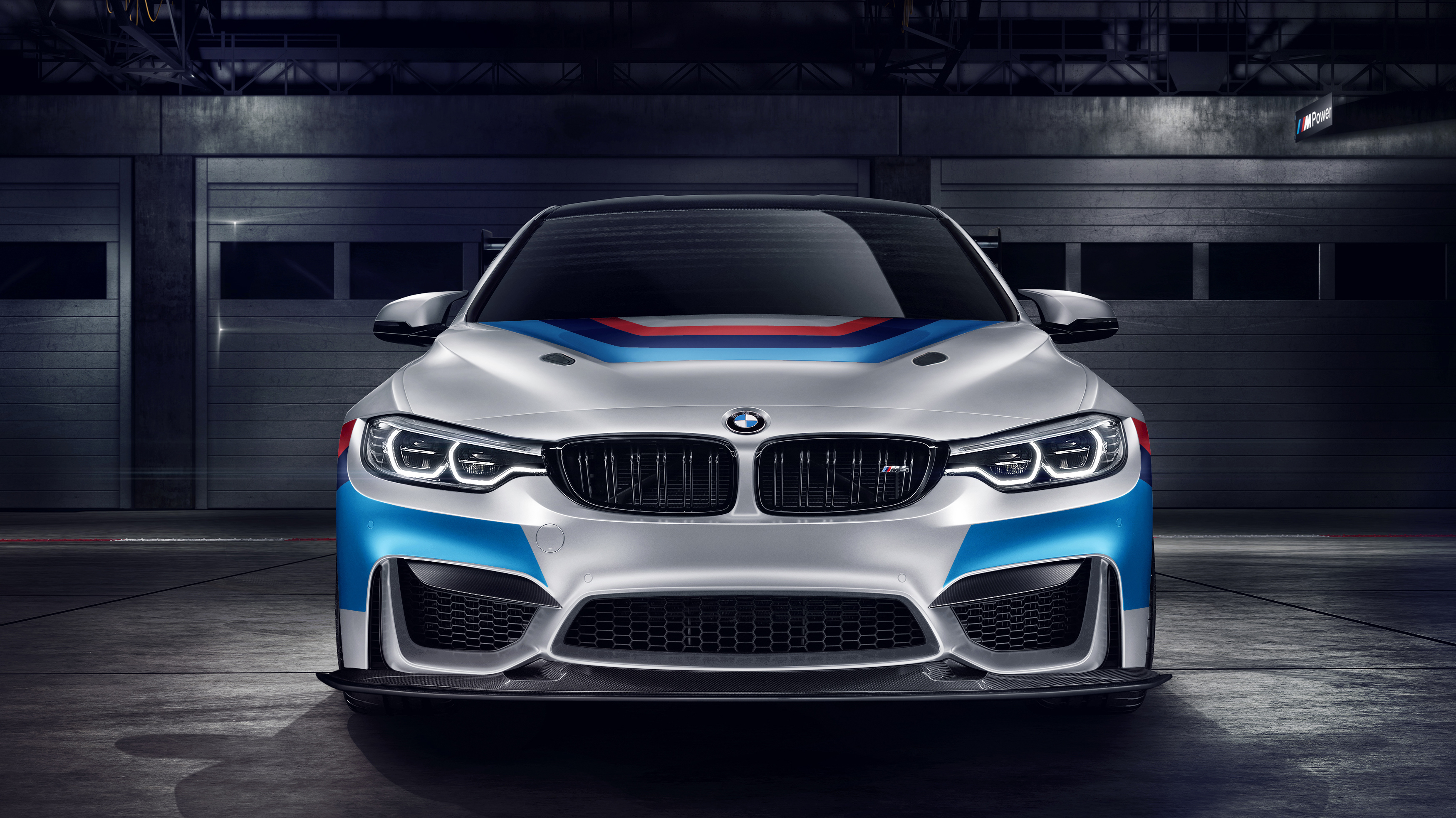 Bmw M4 Gt4 Competition Package 4k Wallpaper Hd Car Wallpapers Id 8477